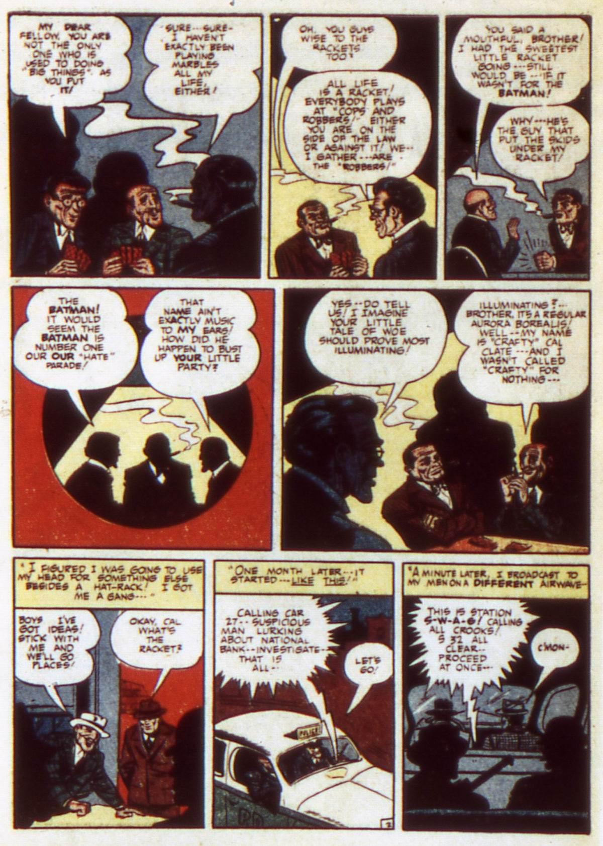 Detective Comics (1937) 61 Page 3