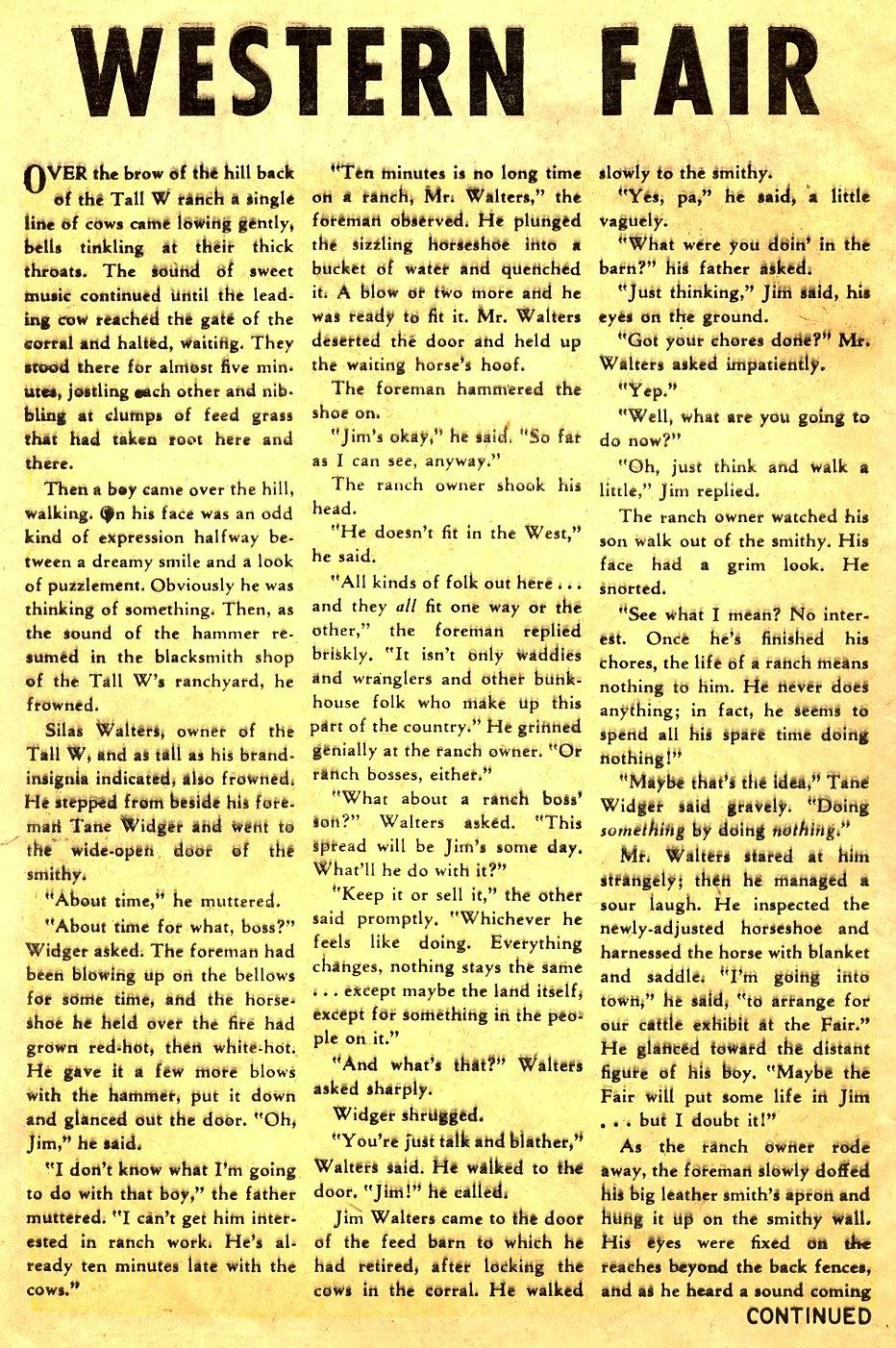 Gunsmoke Western issue 63 - Page 8