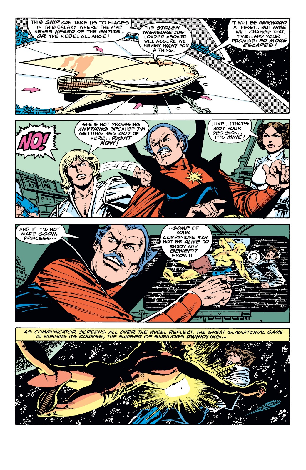Read online Star Wars Legends: The Original Marvel Years - Epic Collection comic -  Issue # TPB 1 (Part 4) - 99