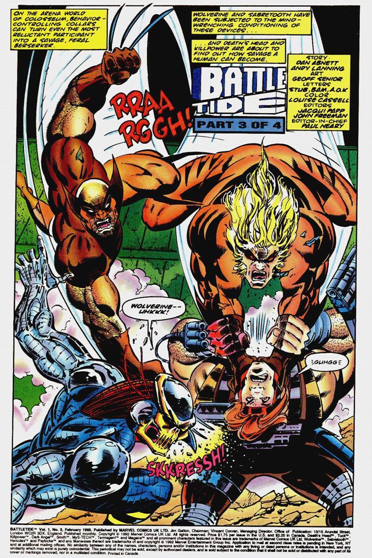 Read online Battletide comic -  Issue #3 - 2