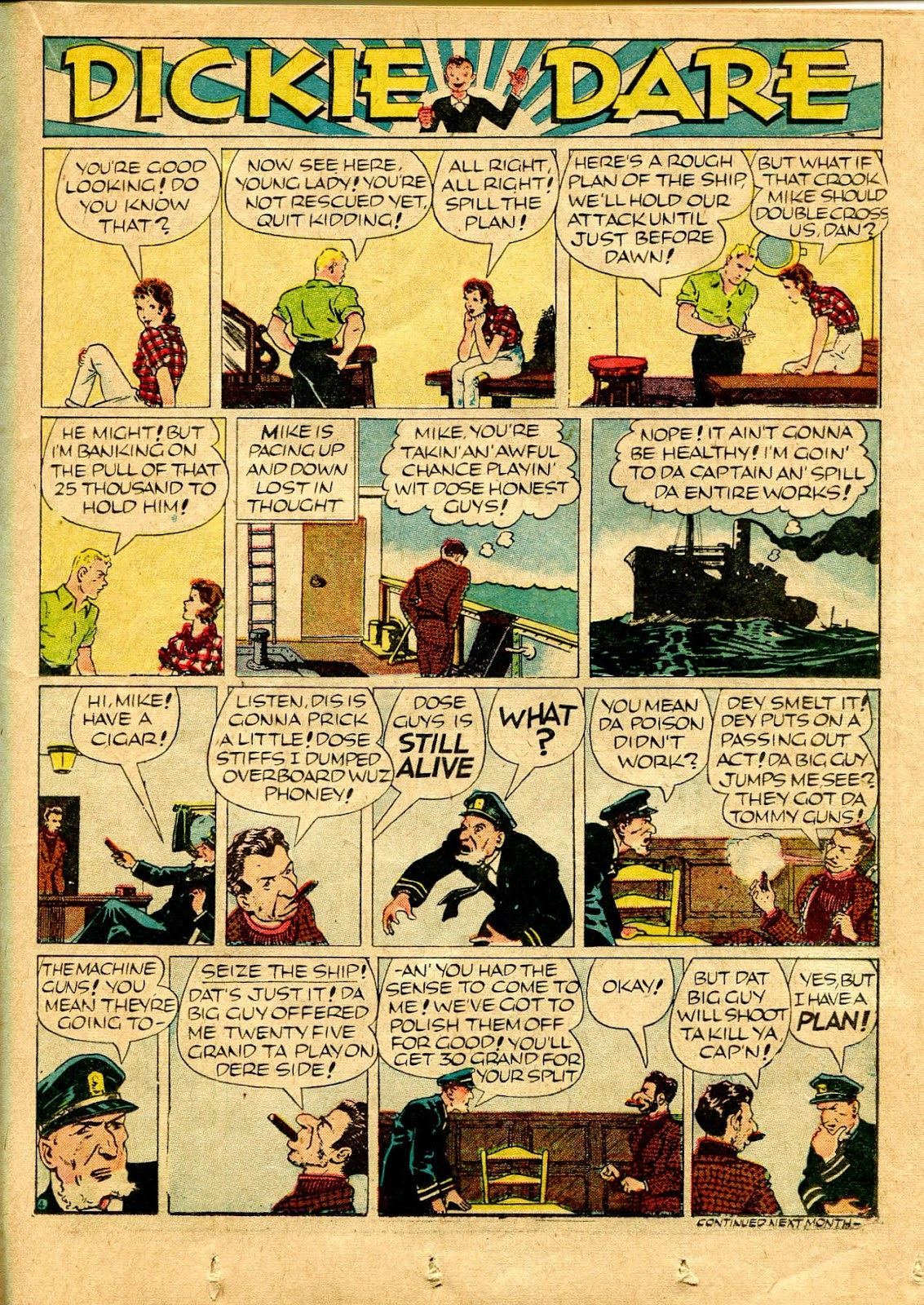 Read online Famous Funnies comic -  Issue #64 - 29