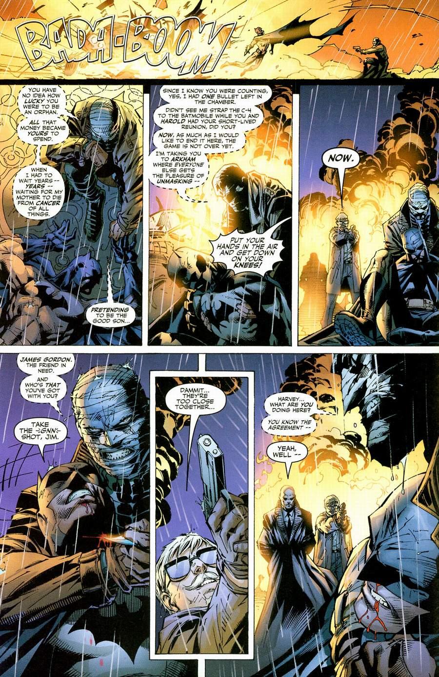 Read online Batman: Hush comic -  Issue #12 - 11