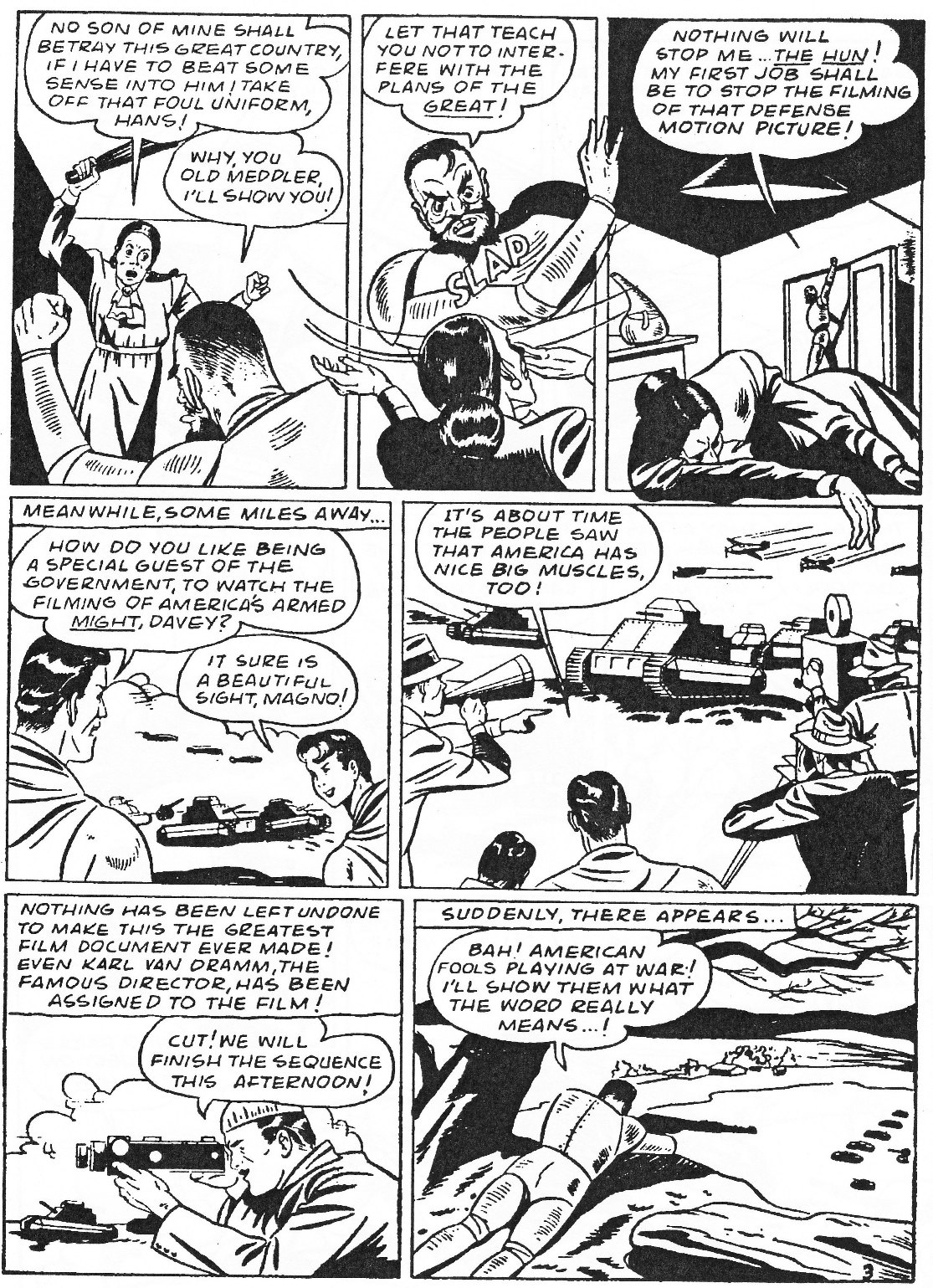 Read online Men of Mystery Comics comic -  Issue #81 - 69