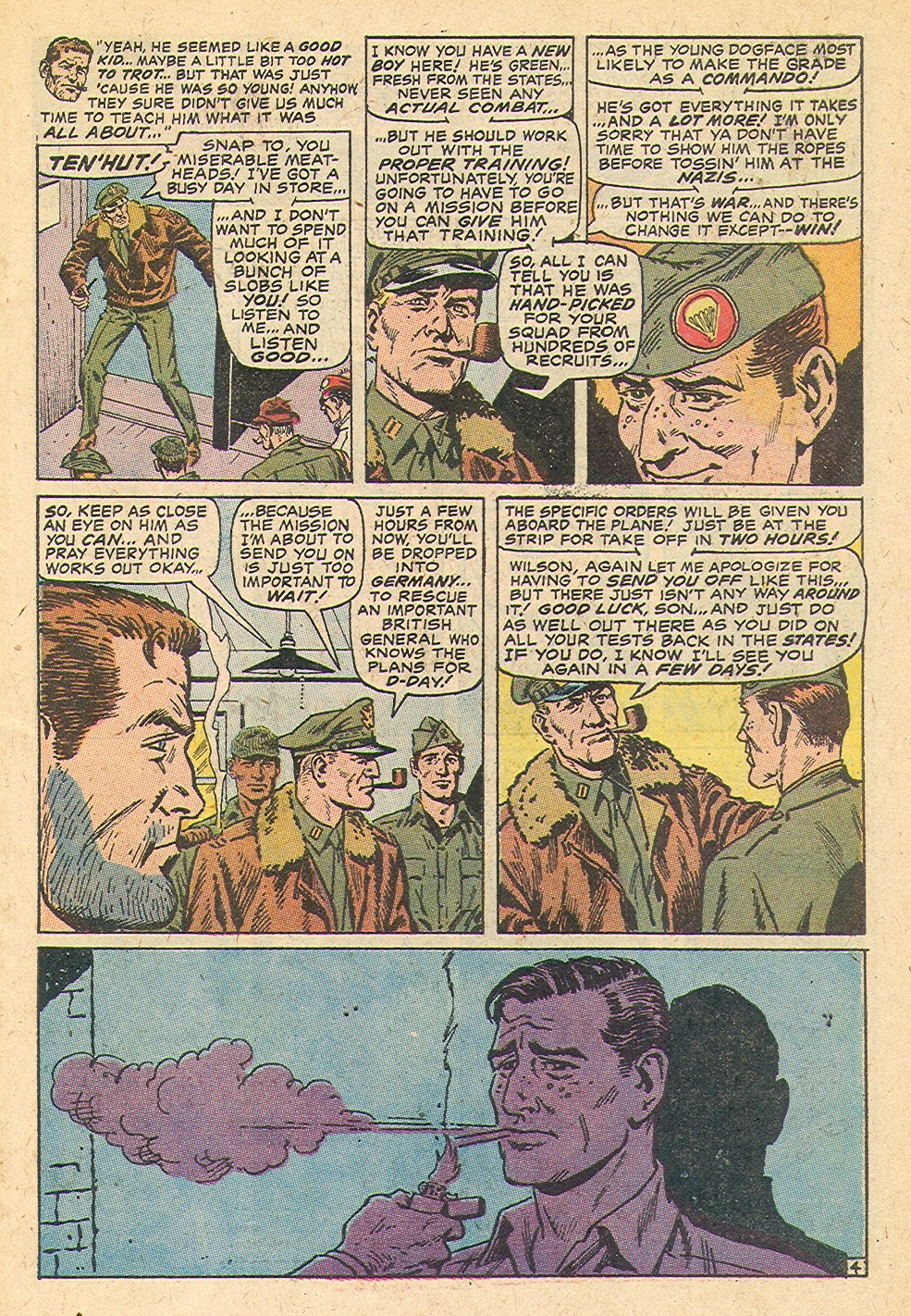 Read online Sgt. Fury comic -  Issue #75 - 7