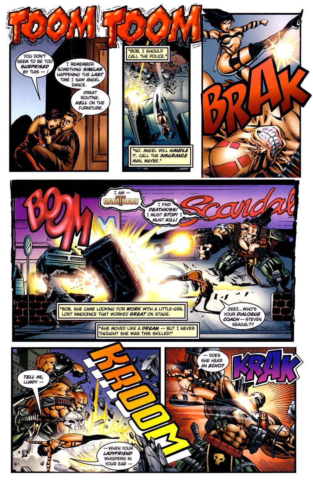 Read online Jade Warriors comic -  Issue #2 - 15