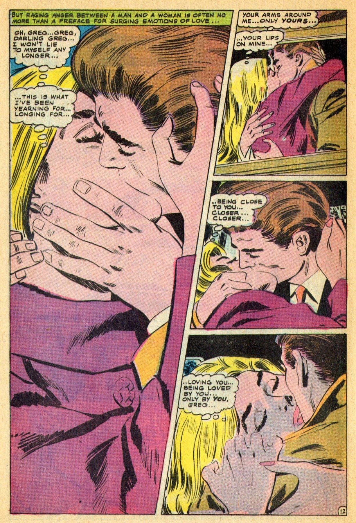 Read online Secret Hearts comic -  Issue #134 - 32