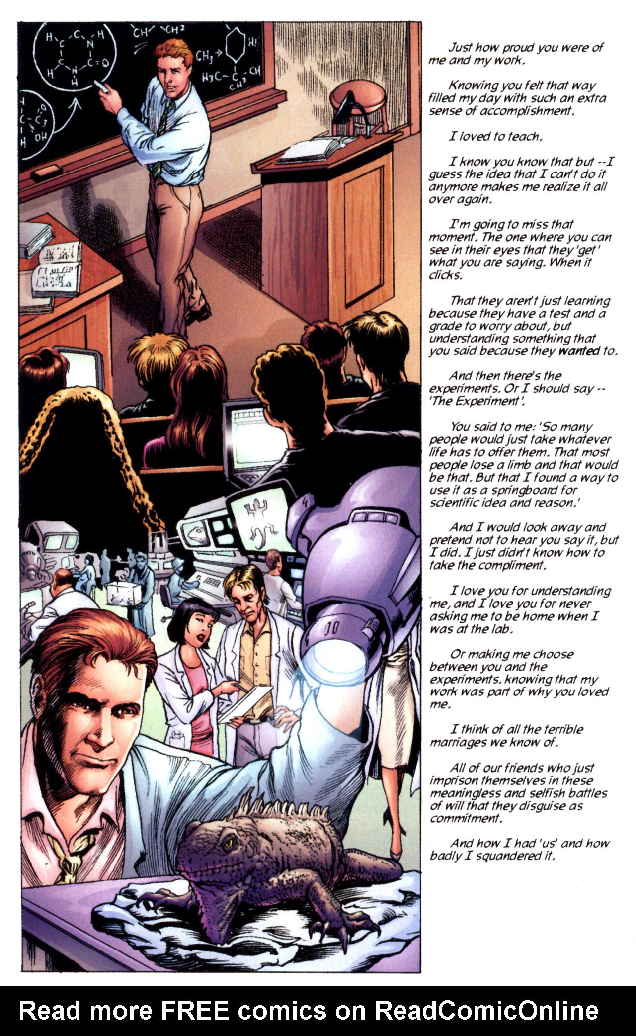 Read online Ultimate Marvel Team-Up comic -  Issue #10 - 8