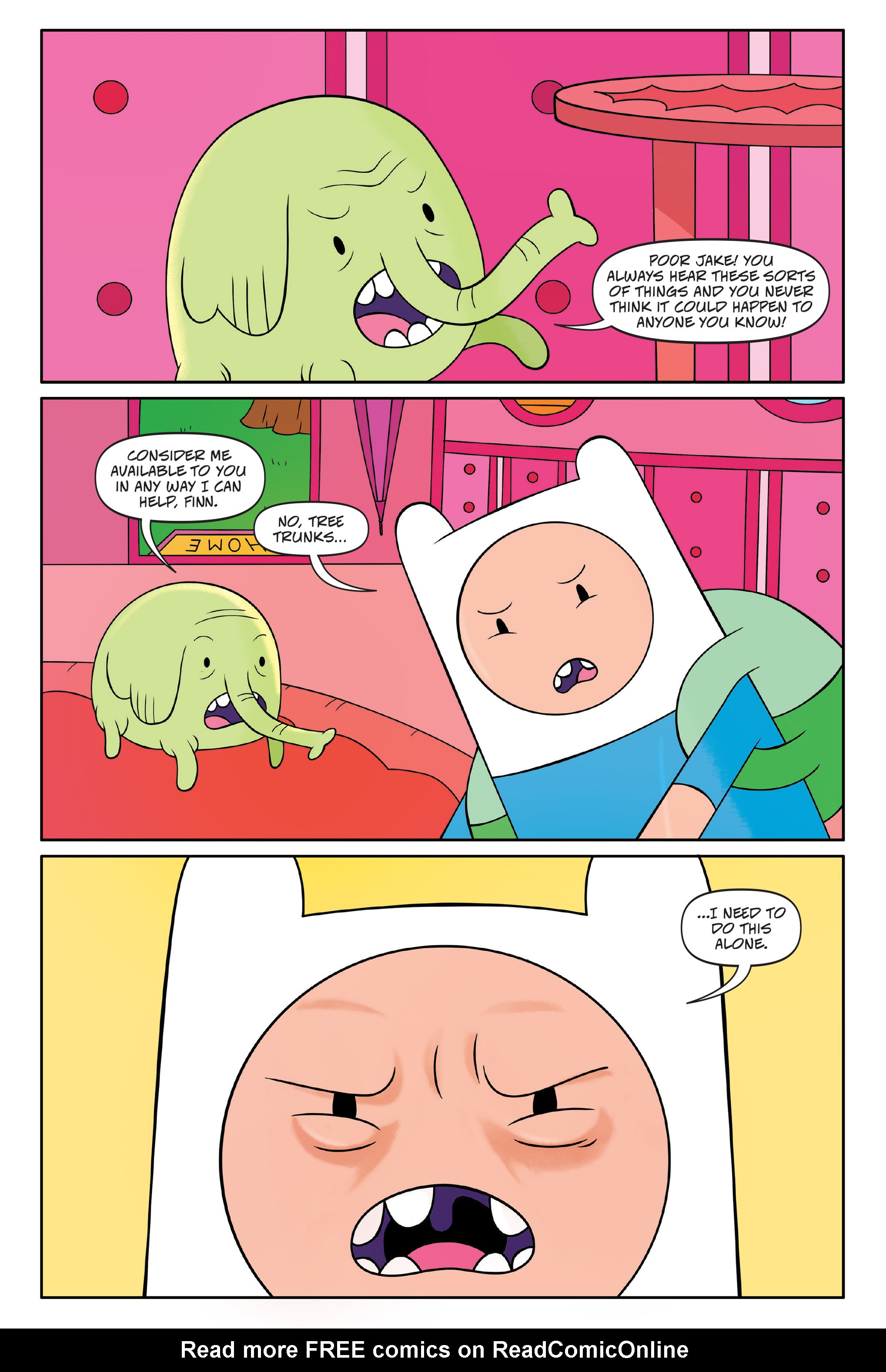 Read online Adventure Time: The Four Castles comic -  Issue #Adventure Time: The Four Castles TPB - 110