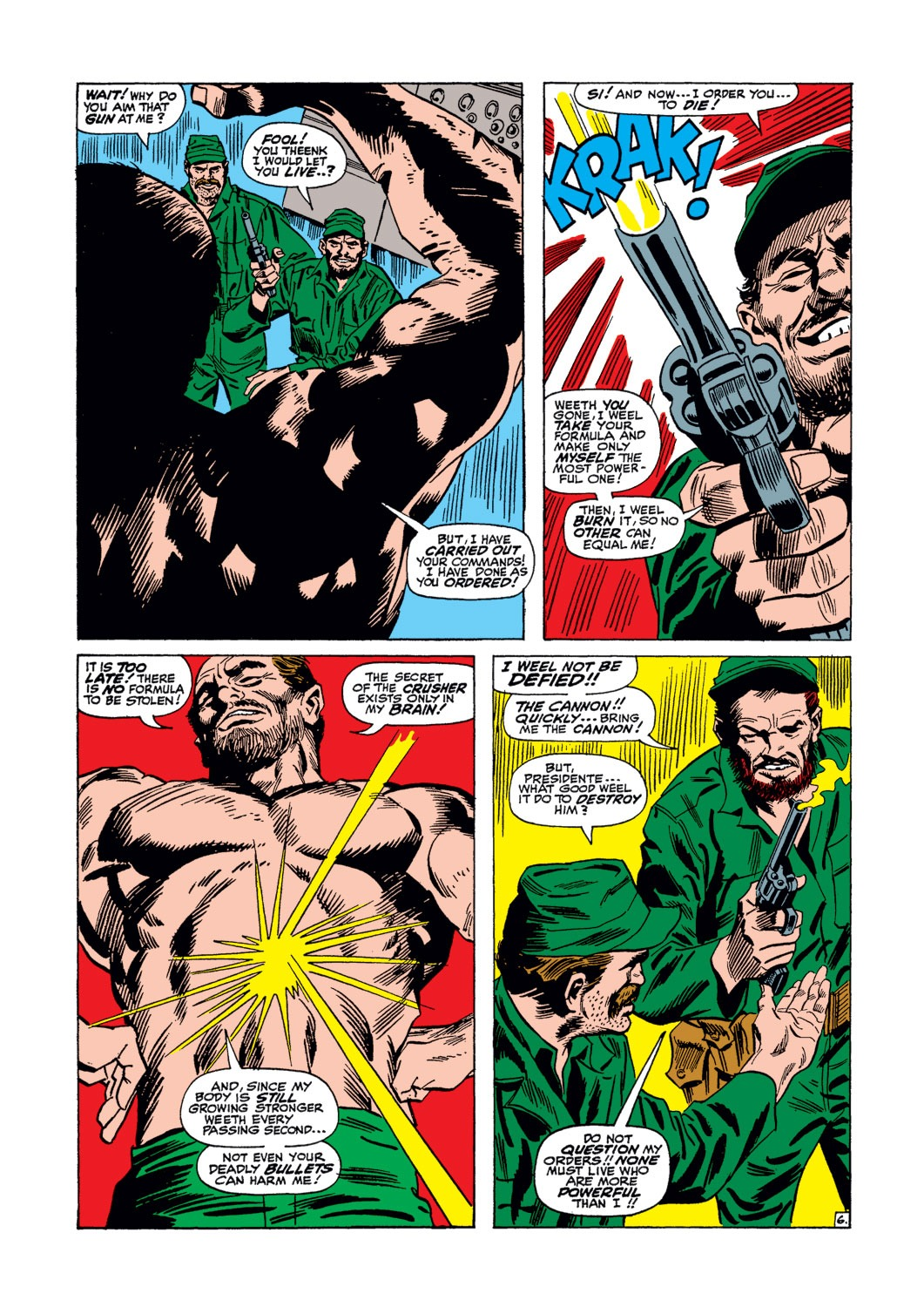 Tales of Suspense (1959) issue 91 - Page 7