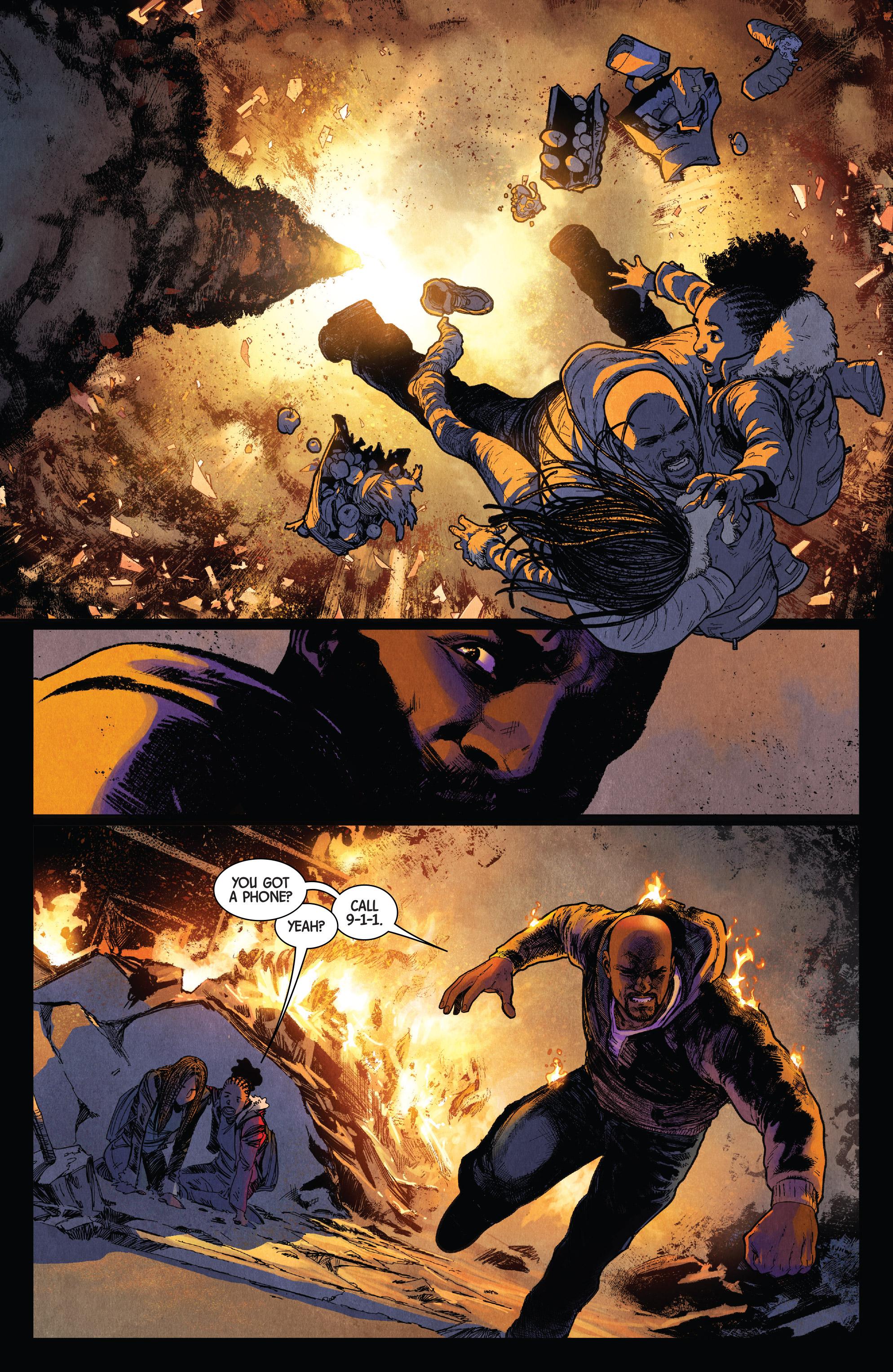 Read online Defenders (2017) comic -  Issue #1 - 6