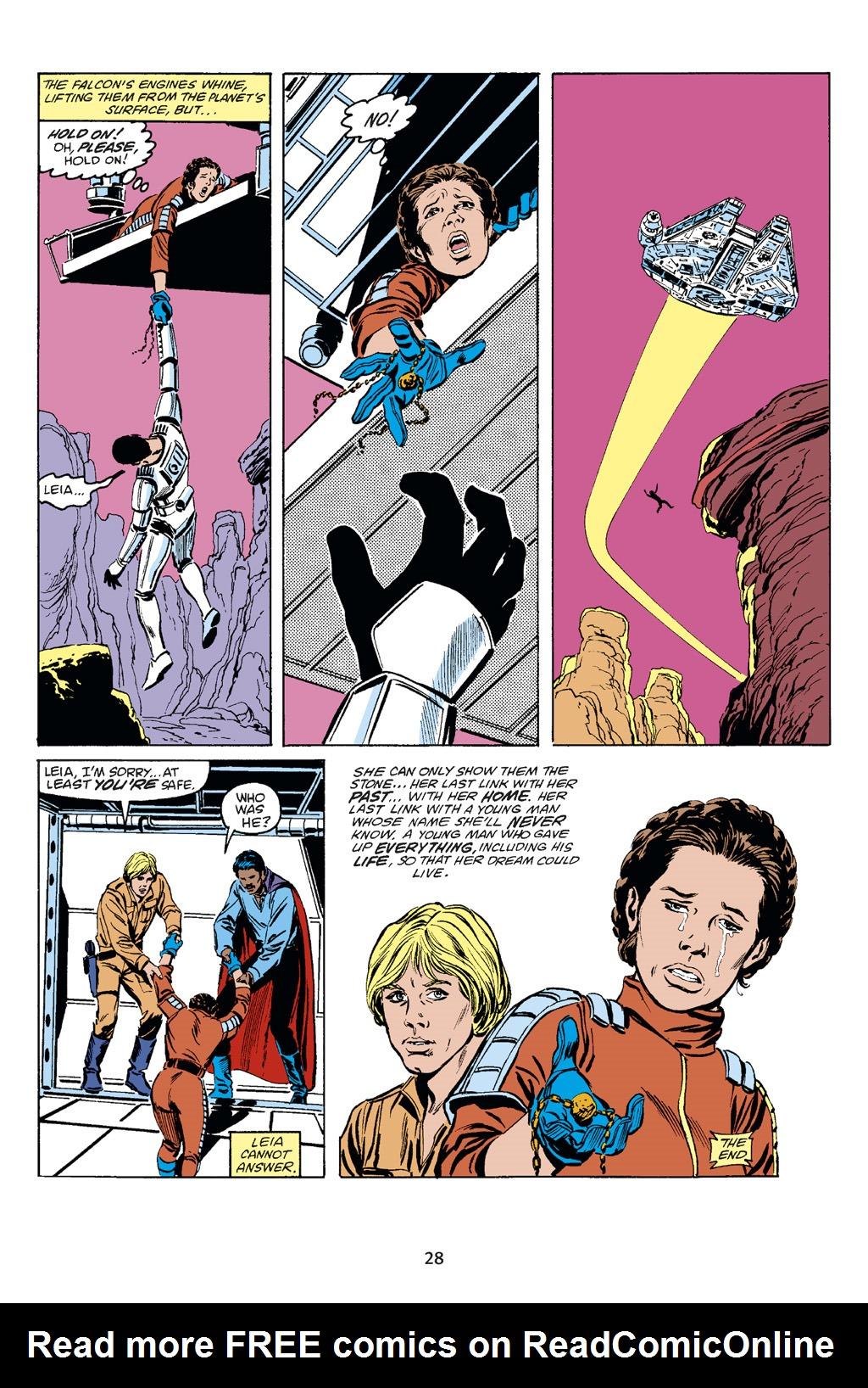 Read online Star Wars Omnibus comic -  Issue # Vol. 21 - 27