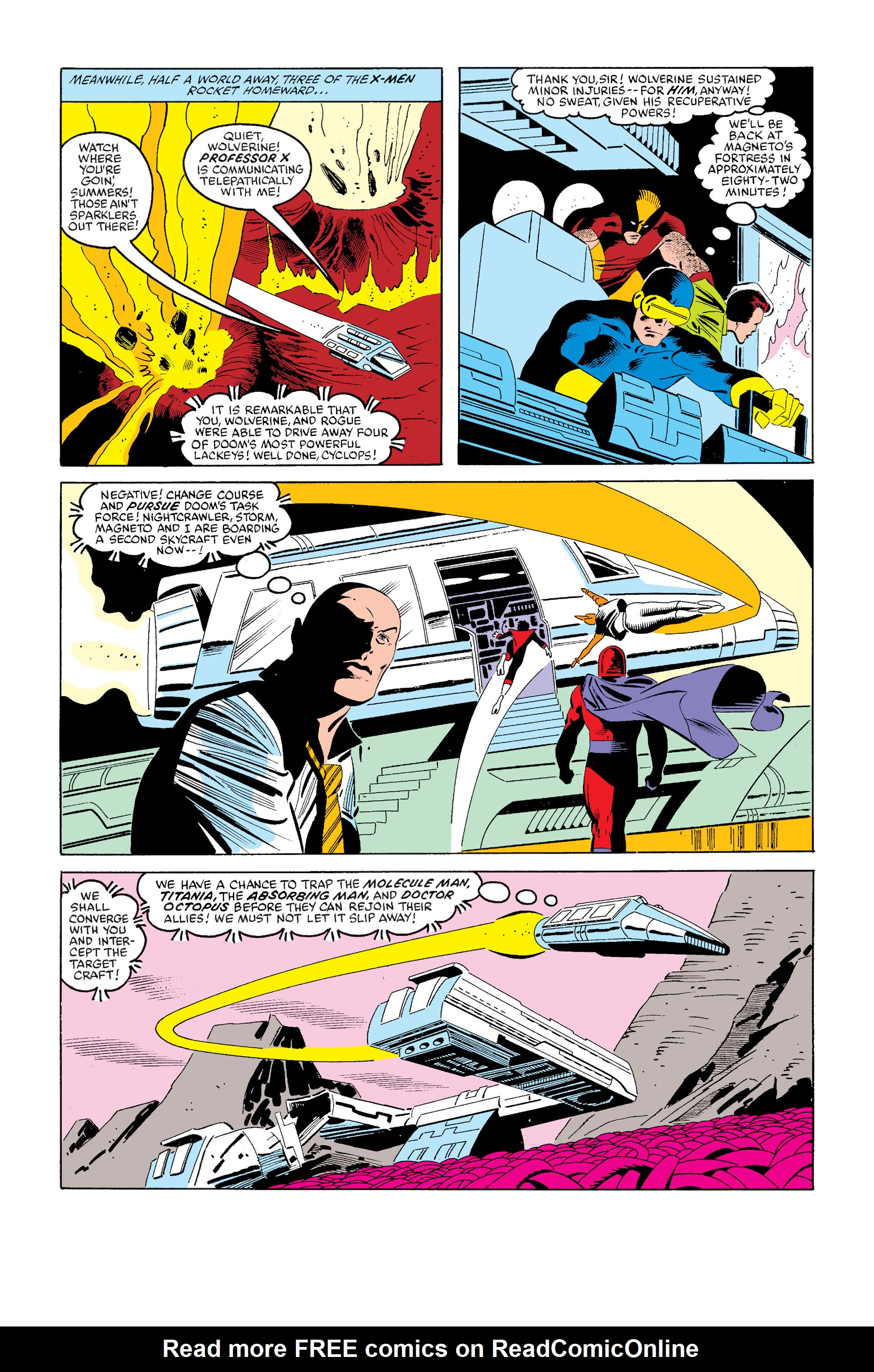 Read online Secret Wars (1985) comic -  Issue #7 - 7