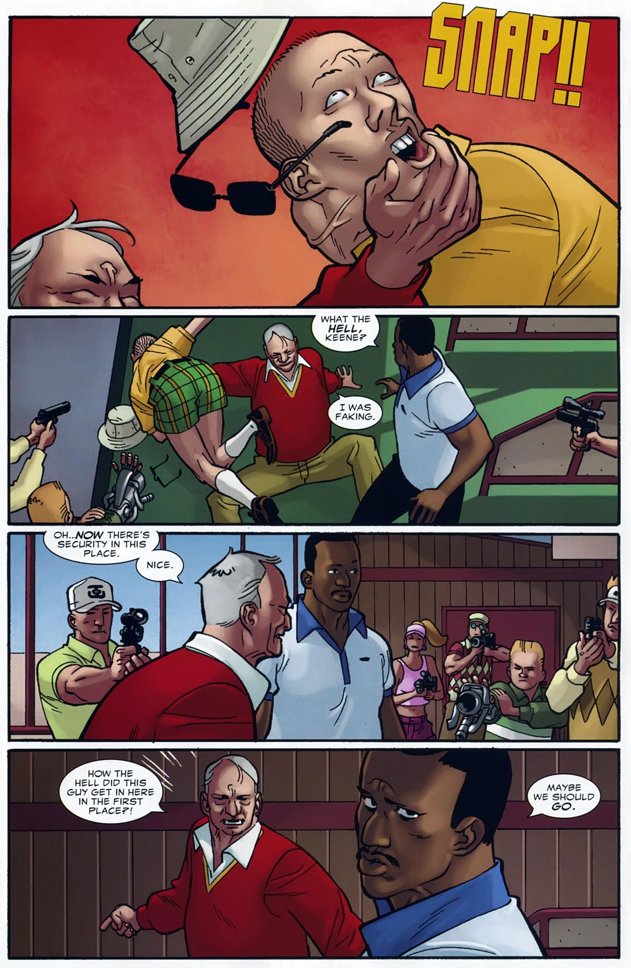 Read online Destroyer comic -  Issue #2 - 10