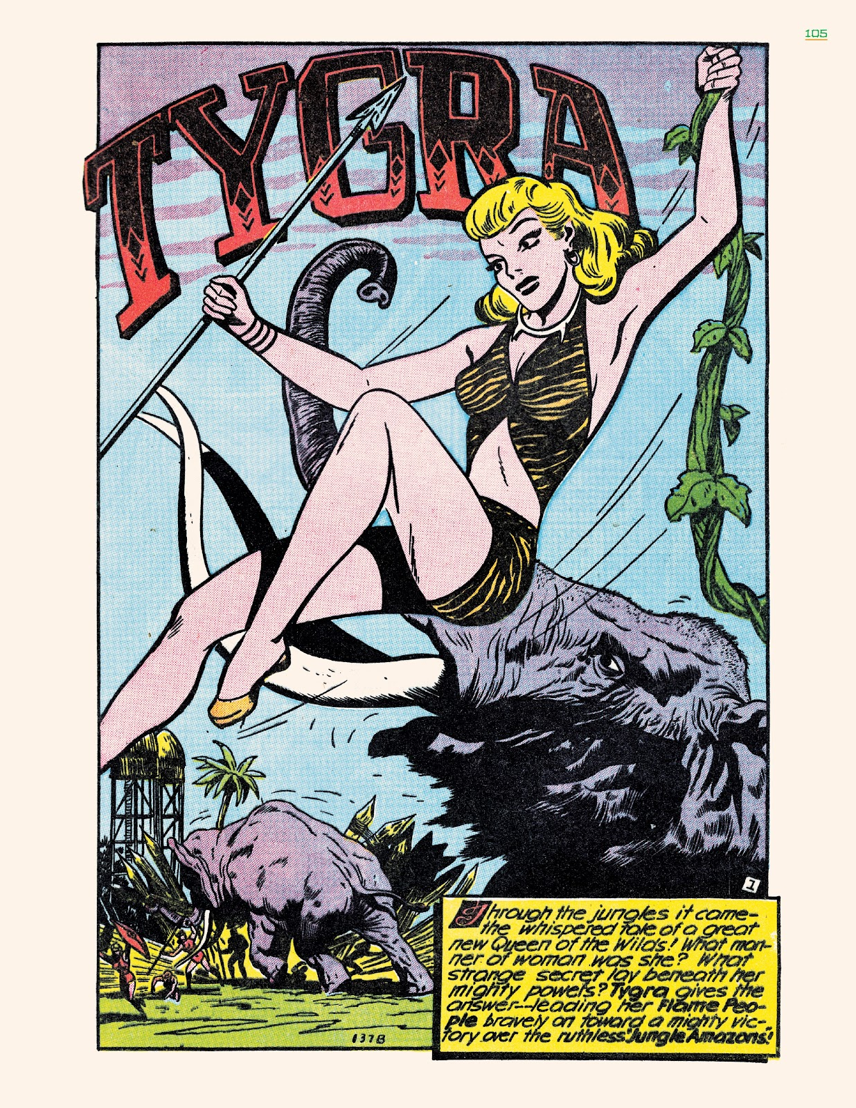Read online Jungle Girls comic -  Issue # TPB (Part 2) - 5