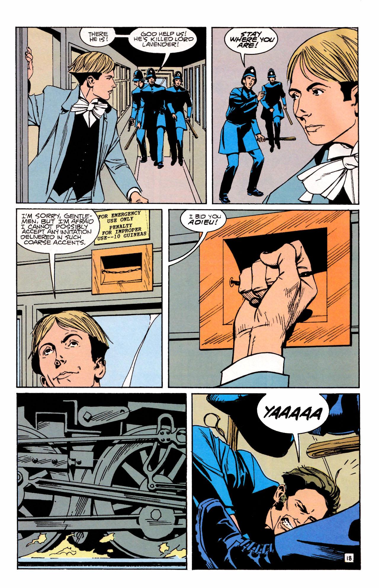 Read online Sebastian O comic -  Issue #3 - 22