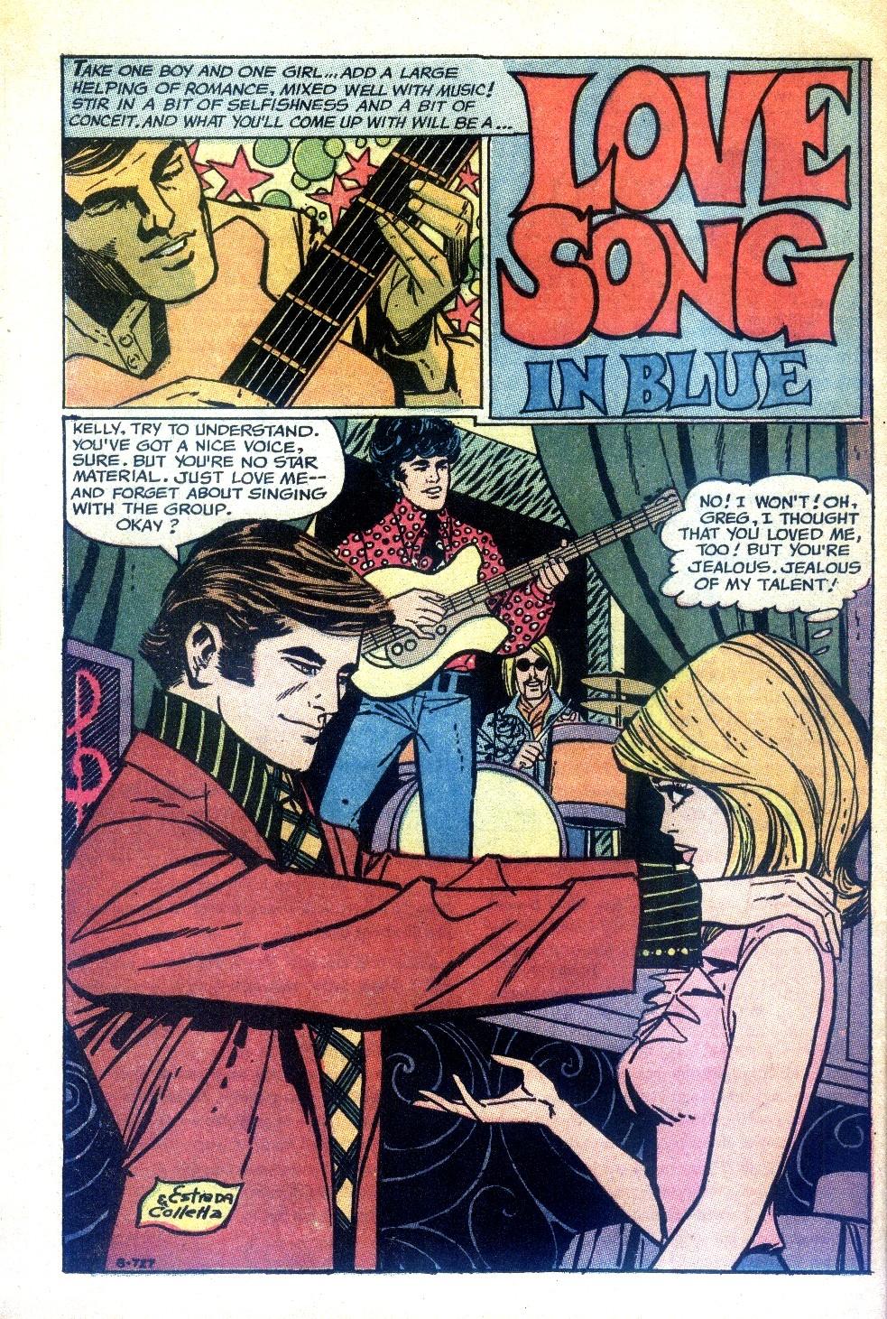 Read online Secret Hearts comic -  Issue #148 - 24