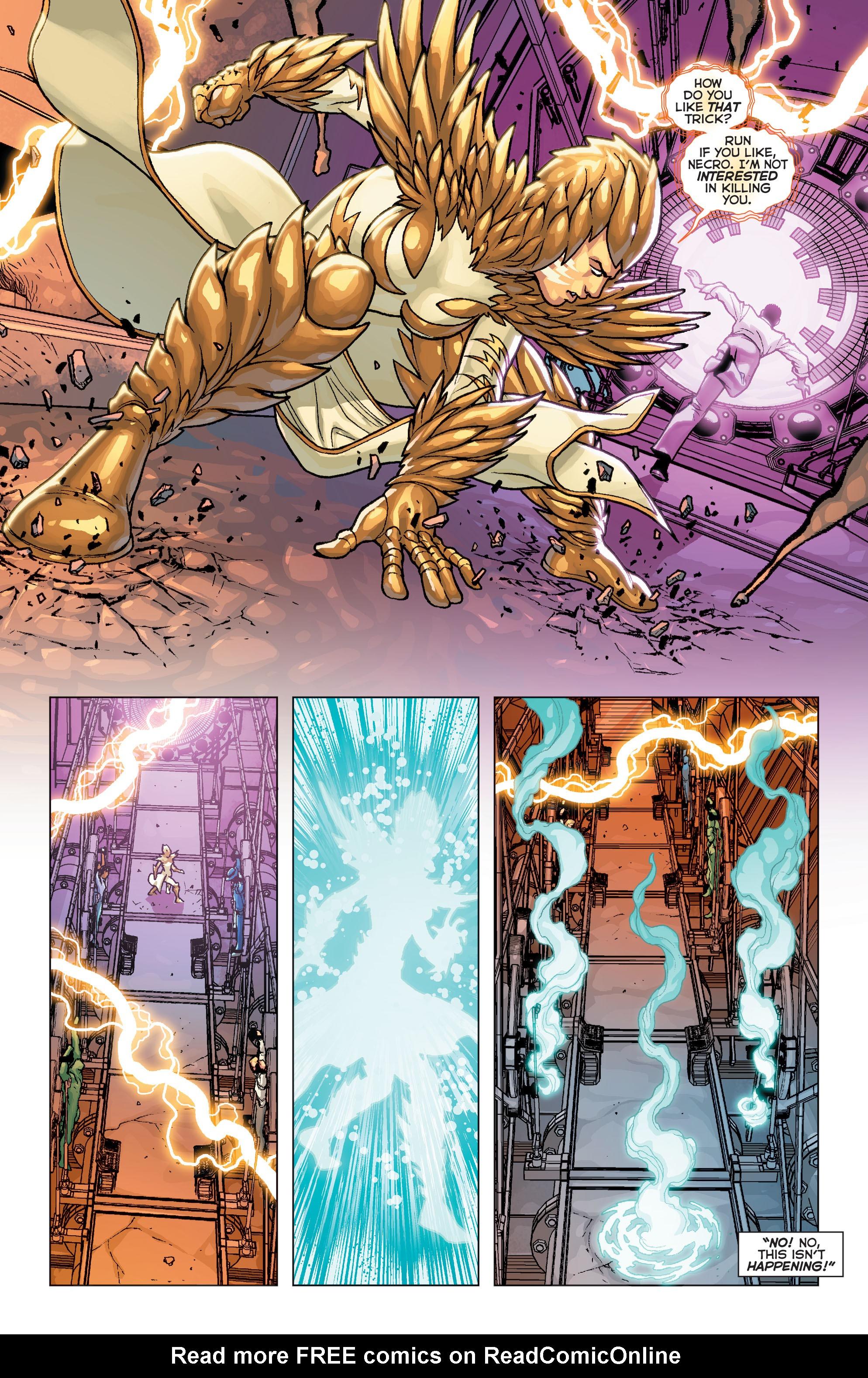 Read online Trinity of Sin: Pandora comic -  Issue #8 - 19