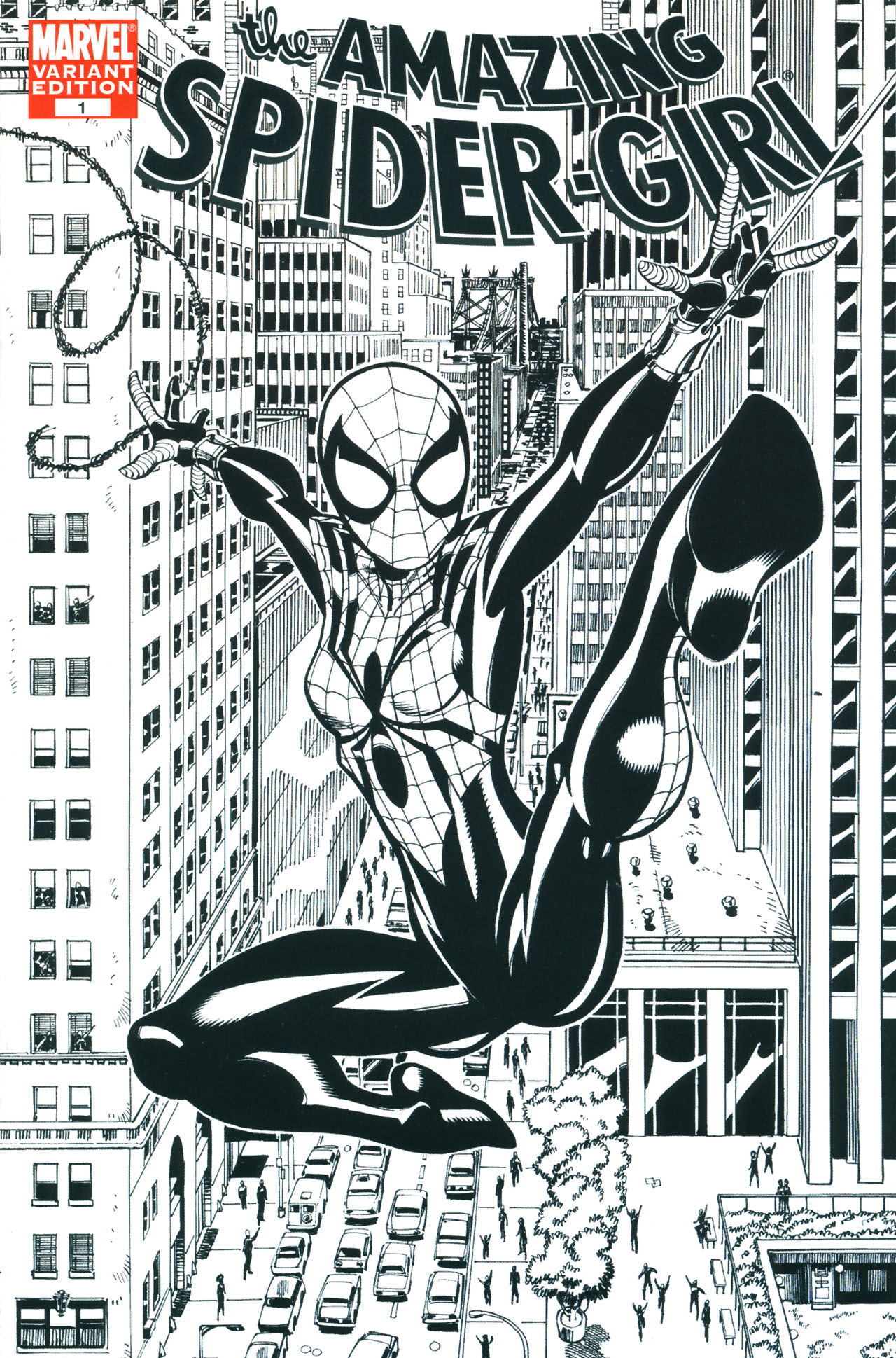 Read online Amazing Spider-Girl comic -  Issue #1 - 3