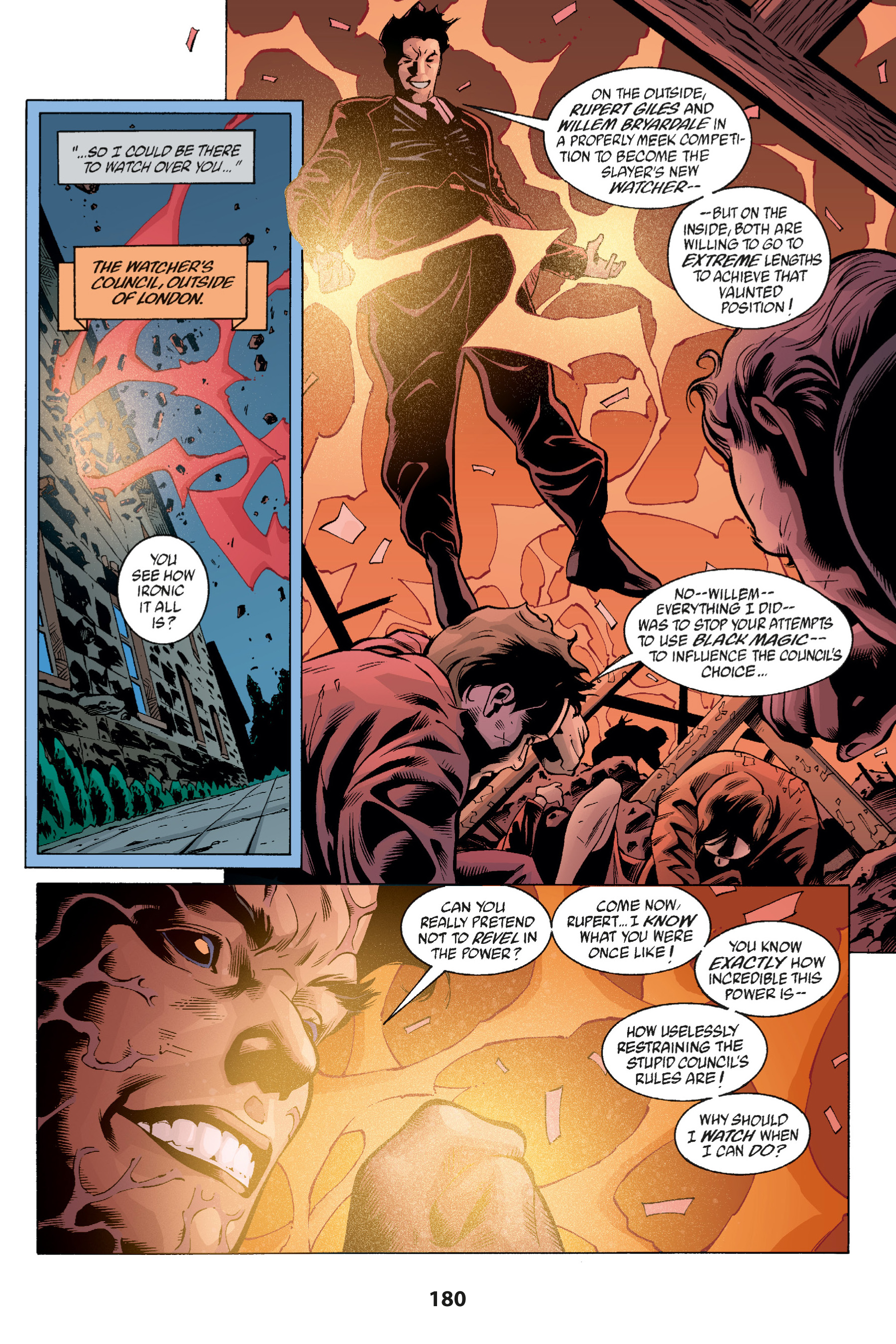 Read online Buffy the Vampire Slayer: Omnibus comic -  Issue # TPB 1 - 178