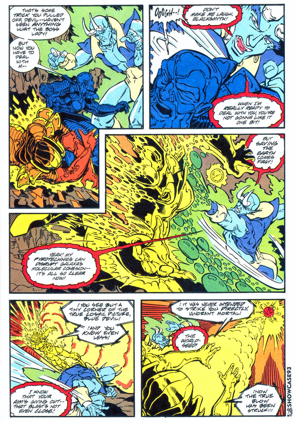 Read online Showcase '93 comic -  Issue #4 - 26