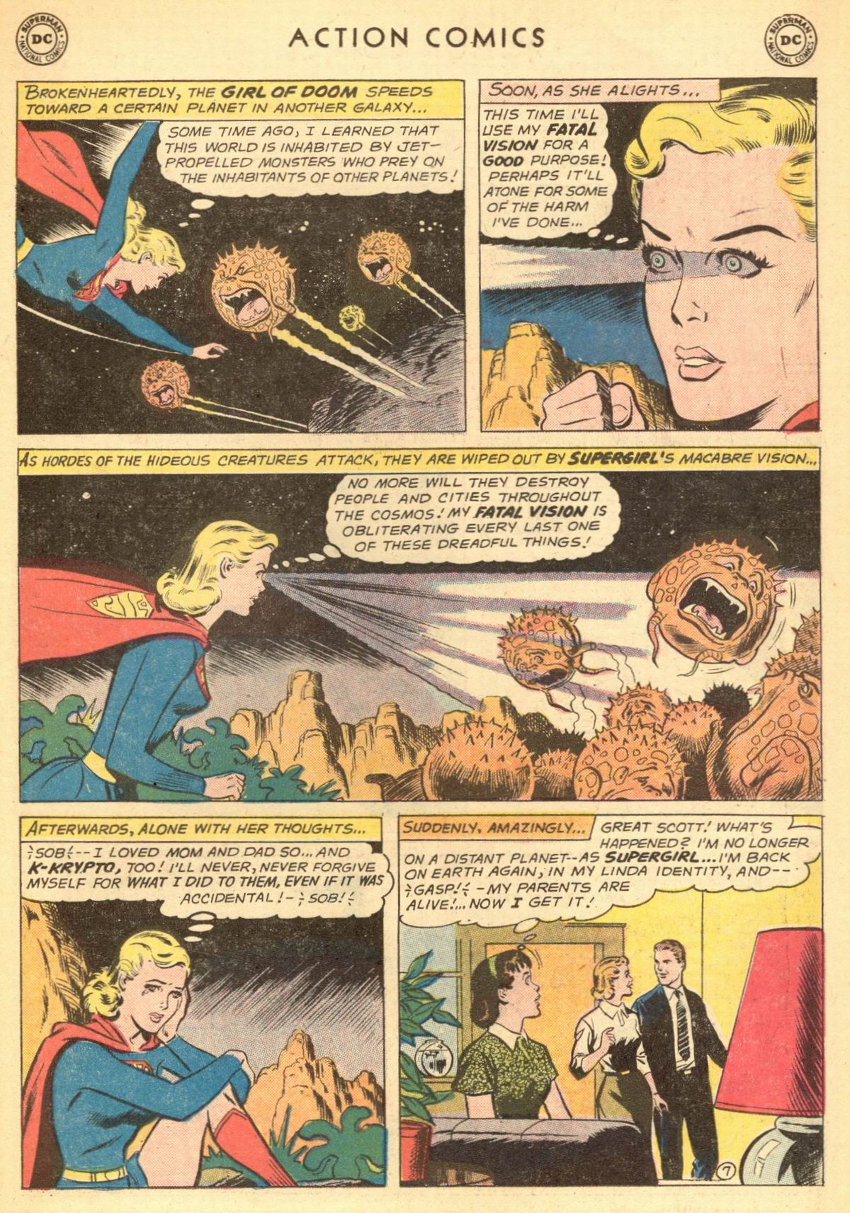Read online Action Comics (1938) comic -  Issue #284 - 27