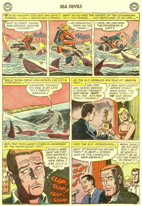 Read online Sea Devils comic -  Issue #12 - 5
