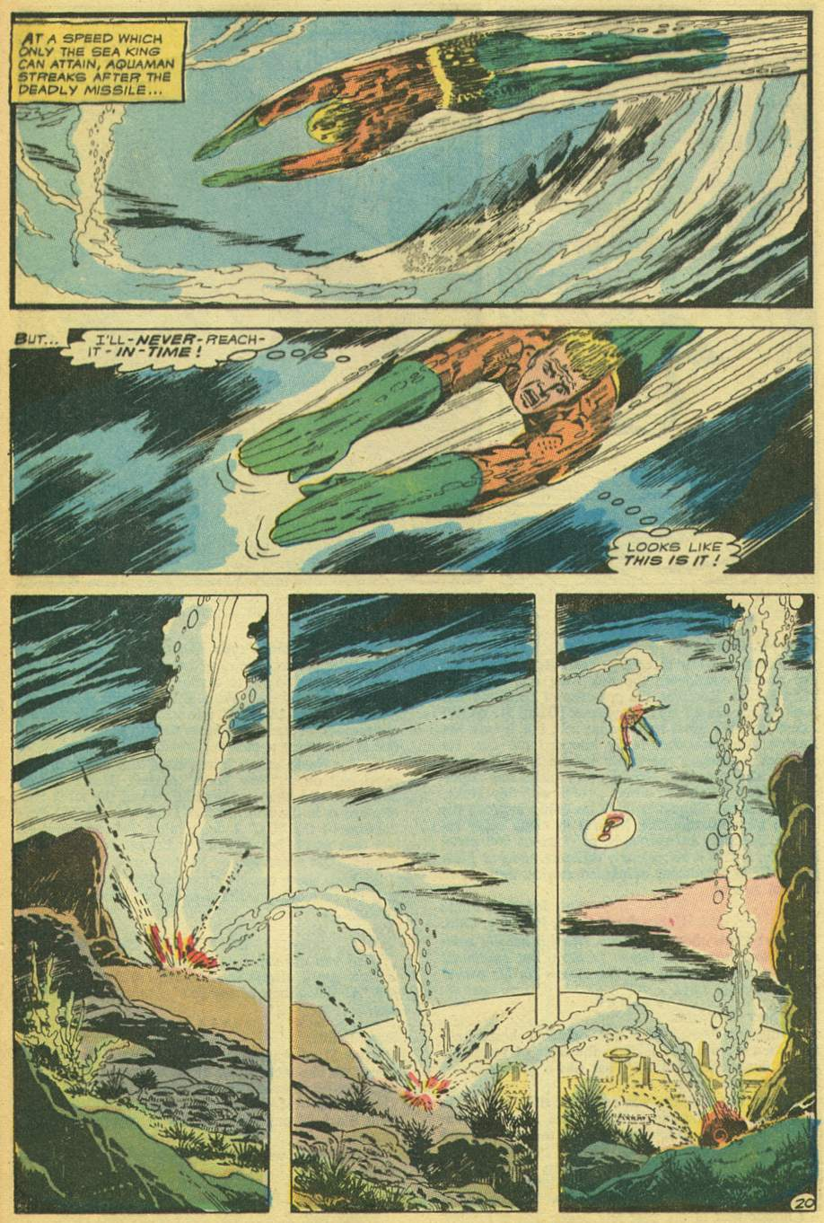 Read online Aquaman (1962) comic -  Issue #53 - 25