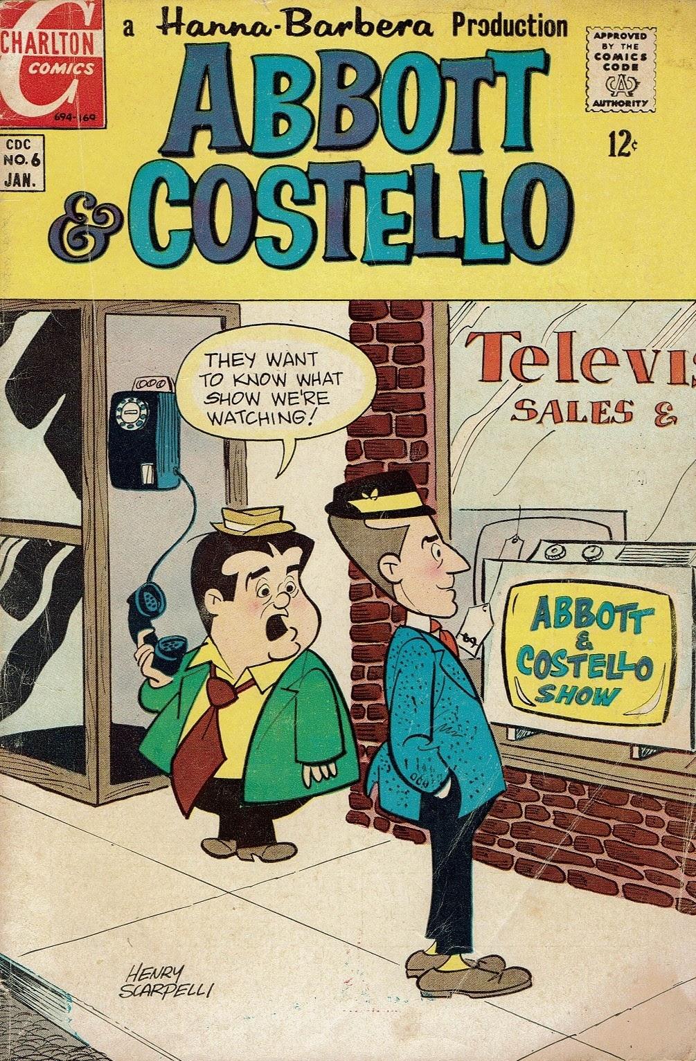Abbott & Costello 6 Page 1