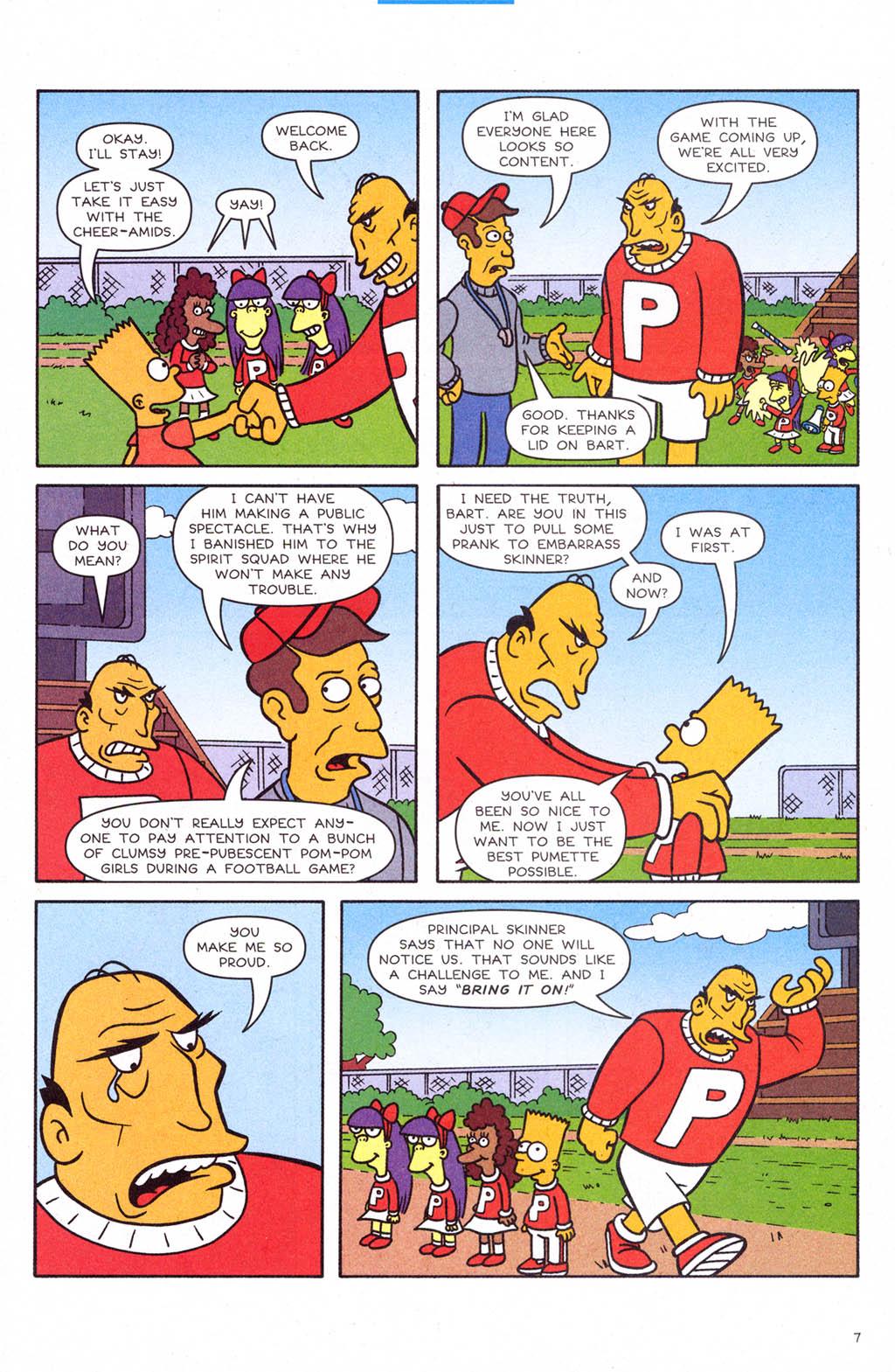 Read online Simpsons Comics Presents Bart Simpson comic -  Issue #24 - 9