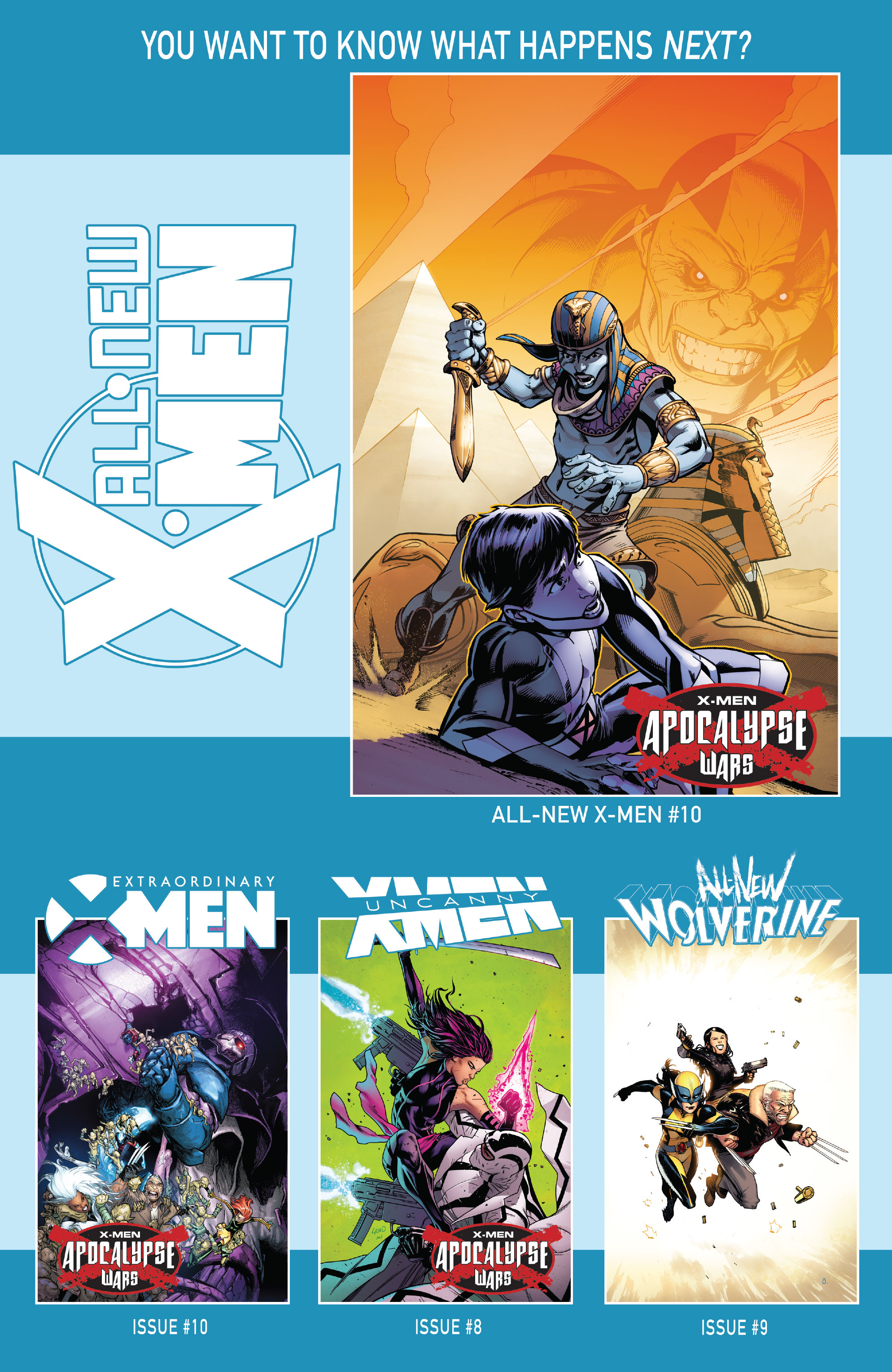 Read online All-New X-Men (2016) comic -  Issue #9 - 32
