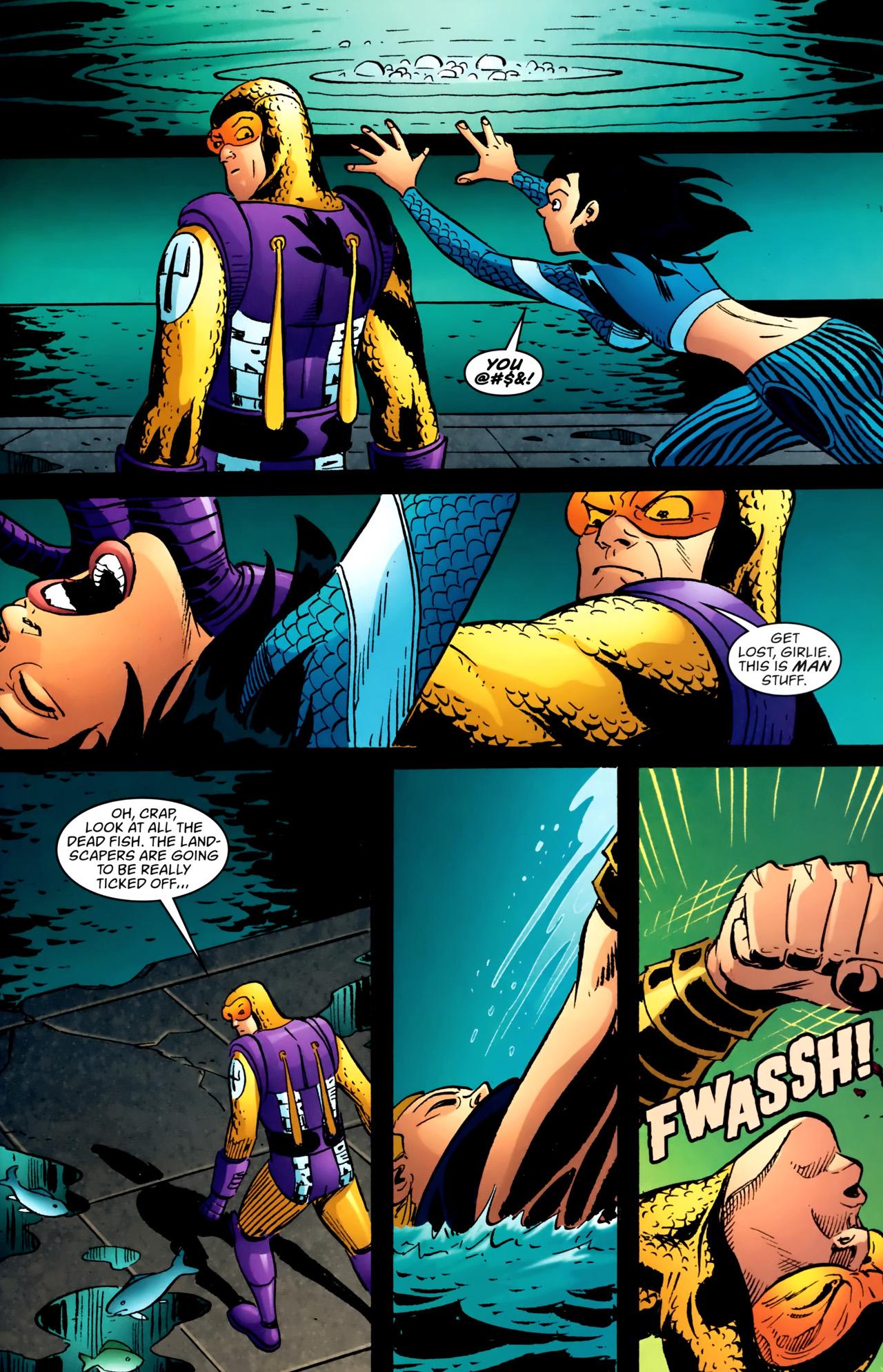 Read online Aquaman: Sword of Atlantis comic -  Issue #54 - 15