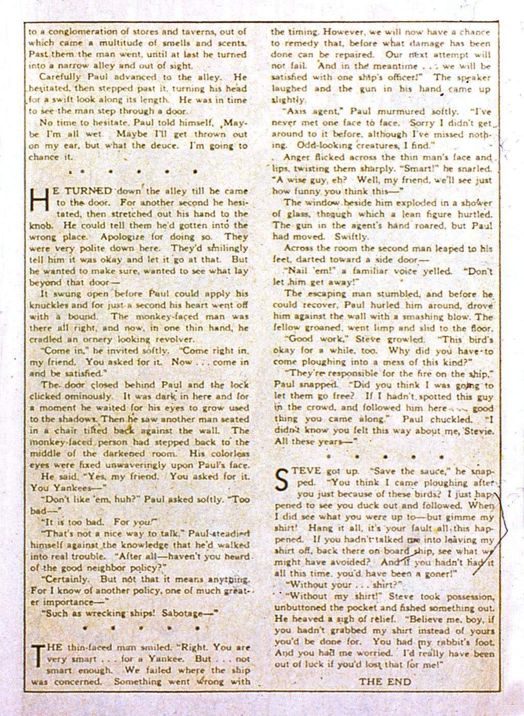 Read online Mystic Comics (1944) comic -  Issue #2 - 27