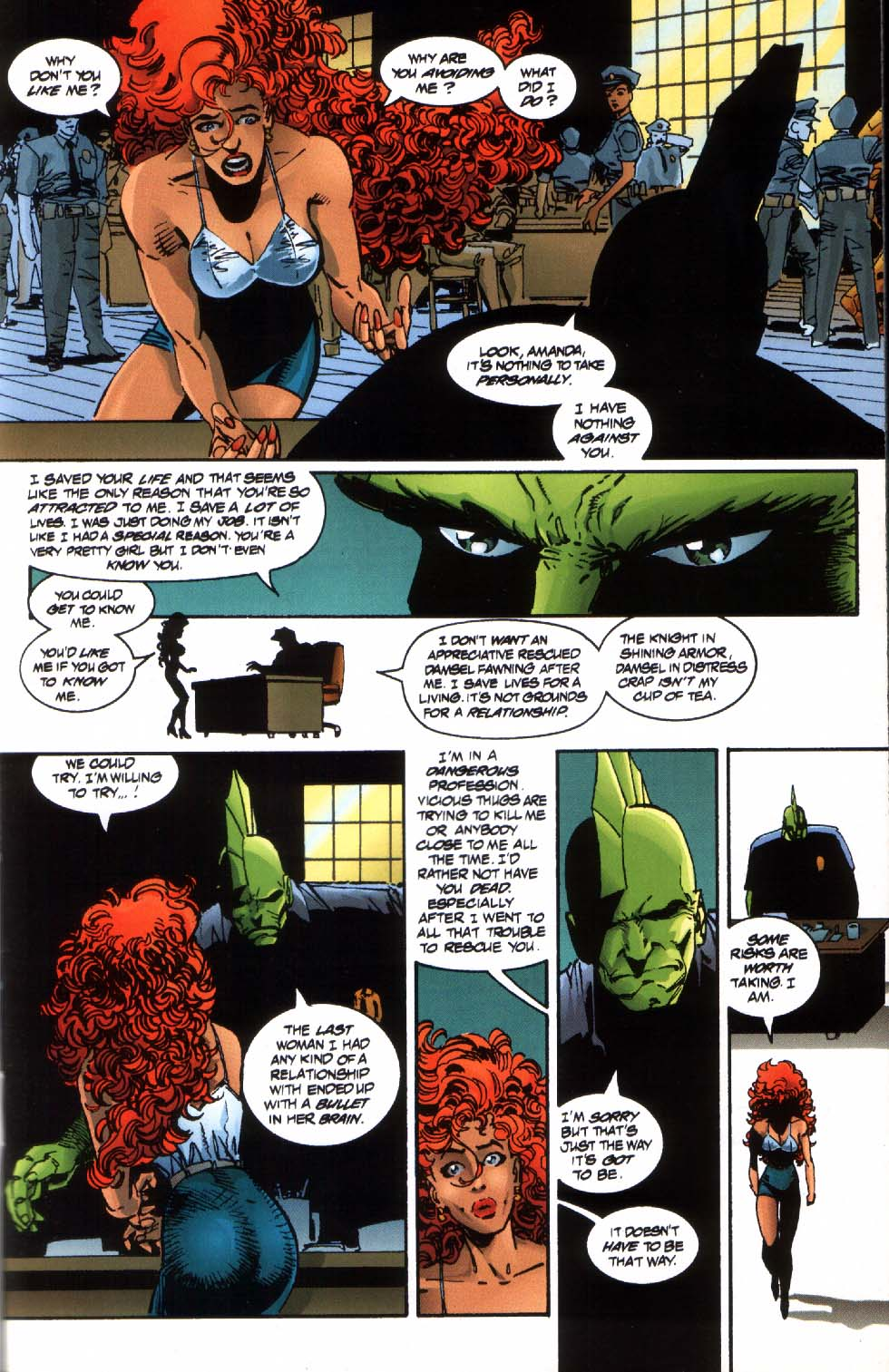 The Savage Dragon (1993) Issue #4 #6 - English 8