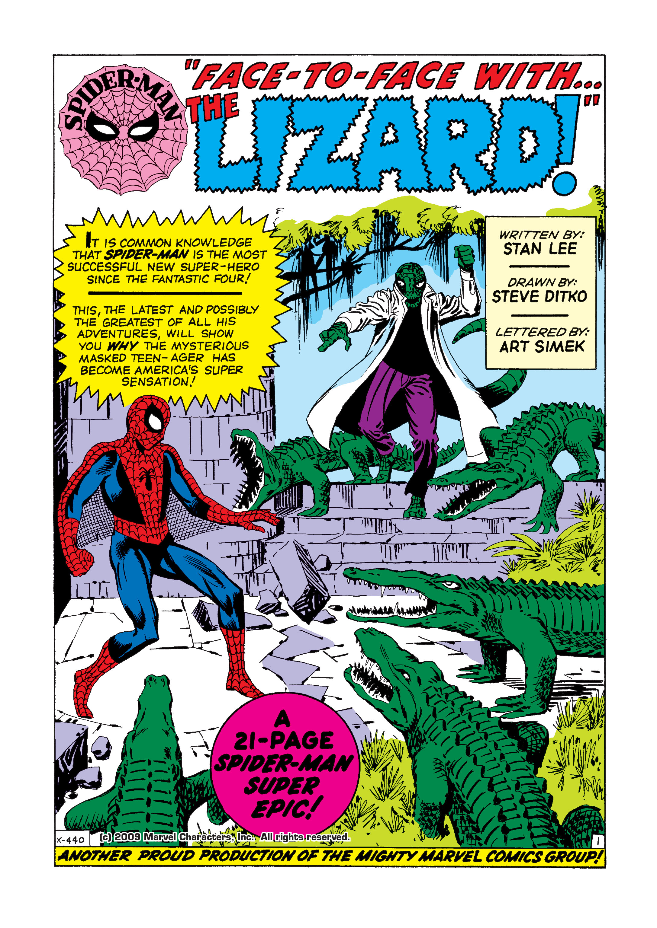 The Amazing Spider-Man (1963) 6 Page 1