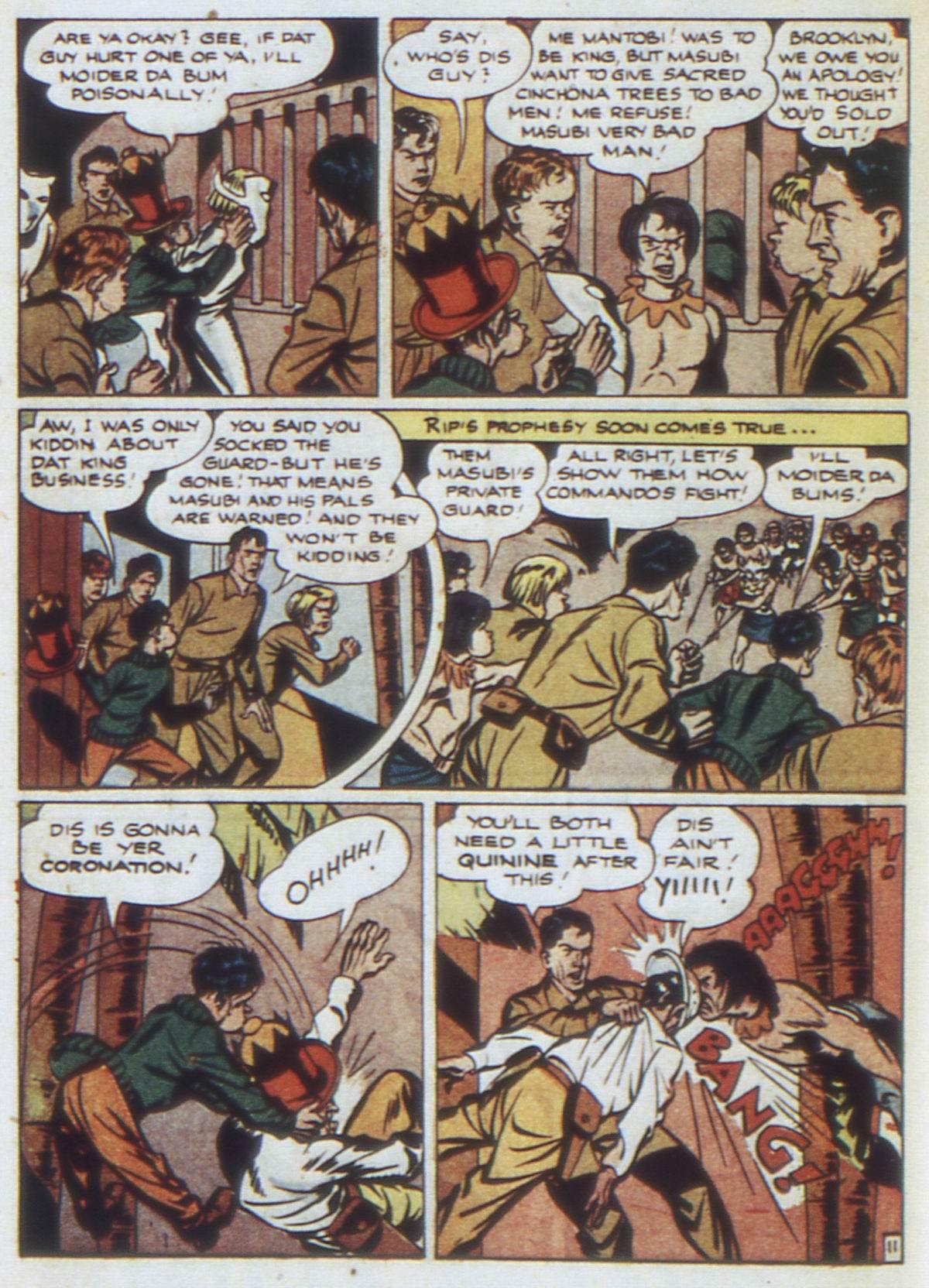 Read online Detective Comics (1937) comic -  Issue #87 - 56