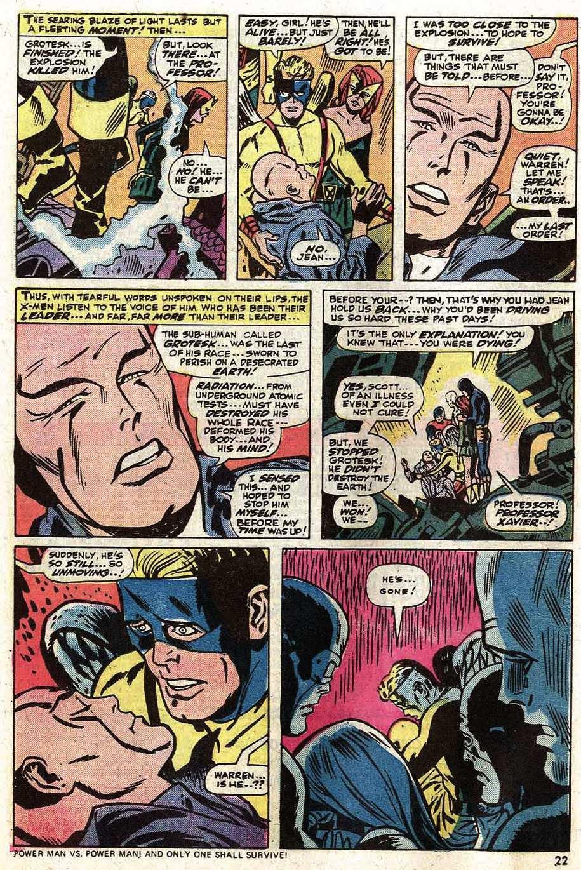 Uncanny X-Men (1963) 90 Page 23