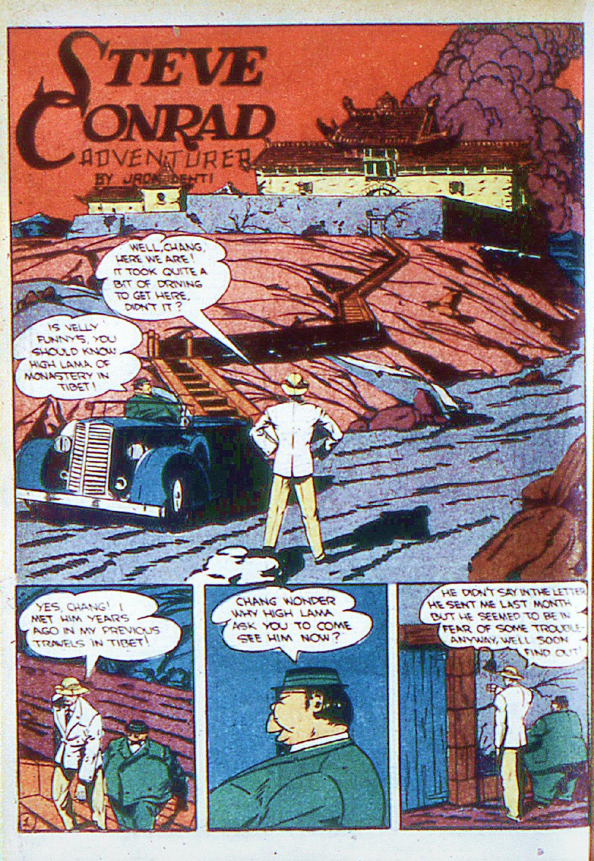 Read online Adventure Comics (1938) comic -  Issue #66 - 41