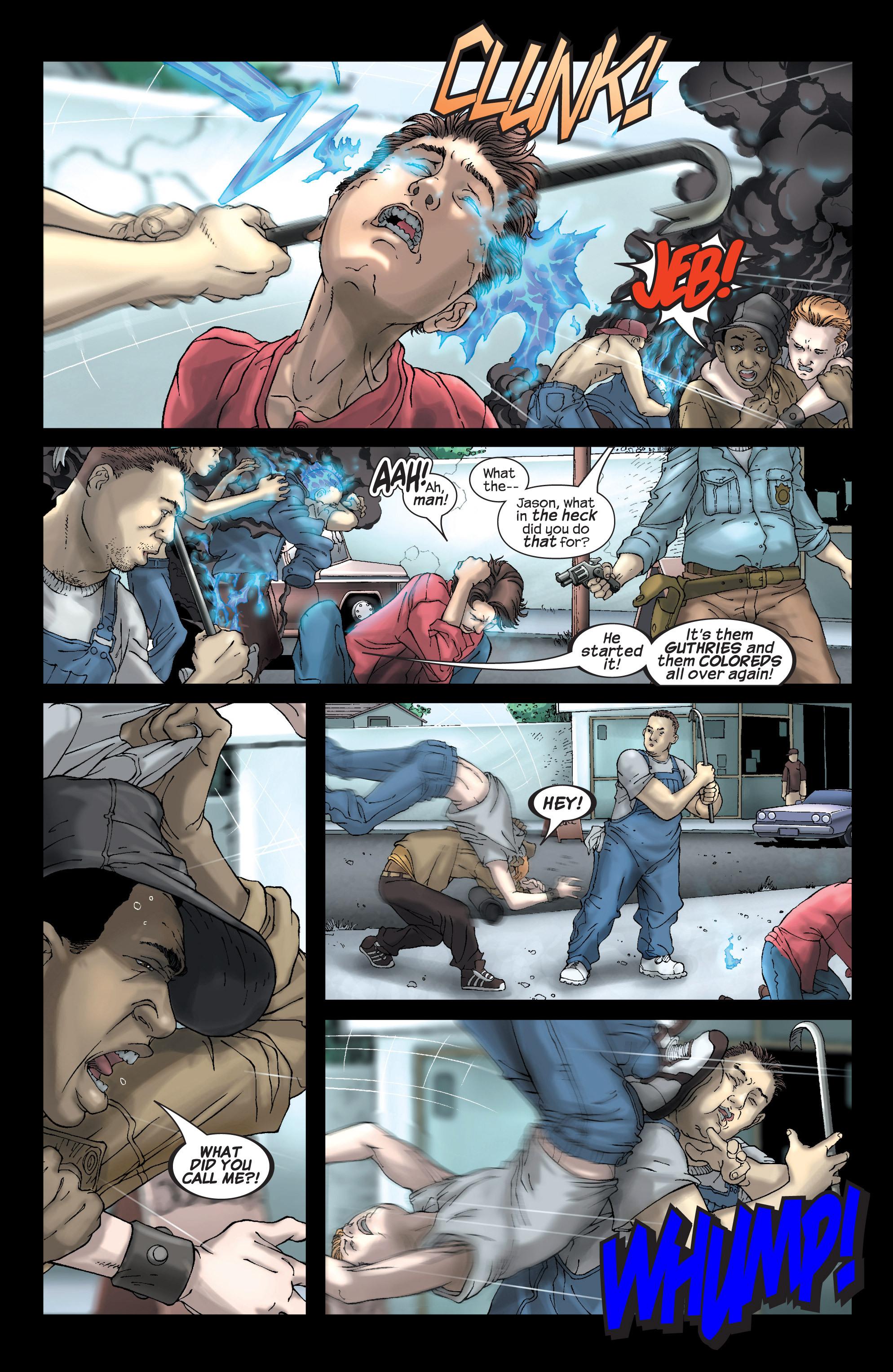 Read online Uncanny X-Men (1963) comic -  Issue #437 - 7