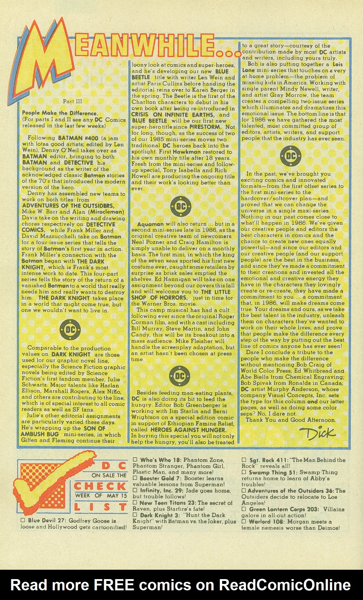 Read online Sgt. Rock comic -  Issue #411 - 29