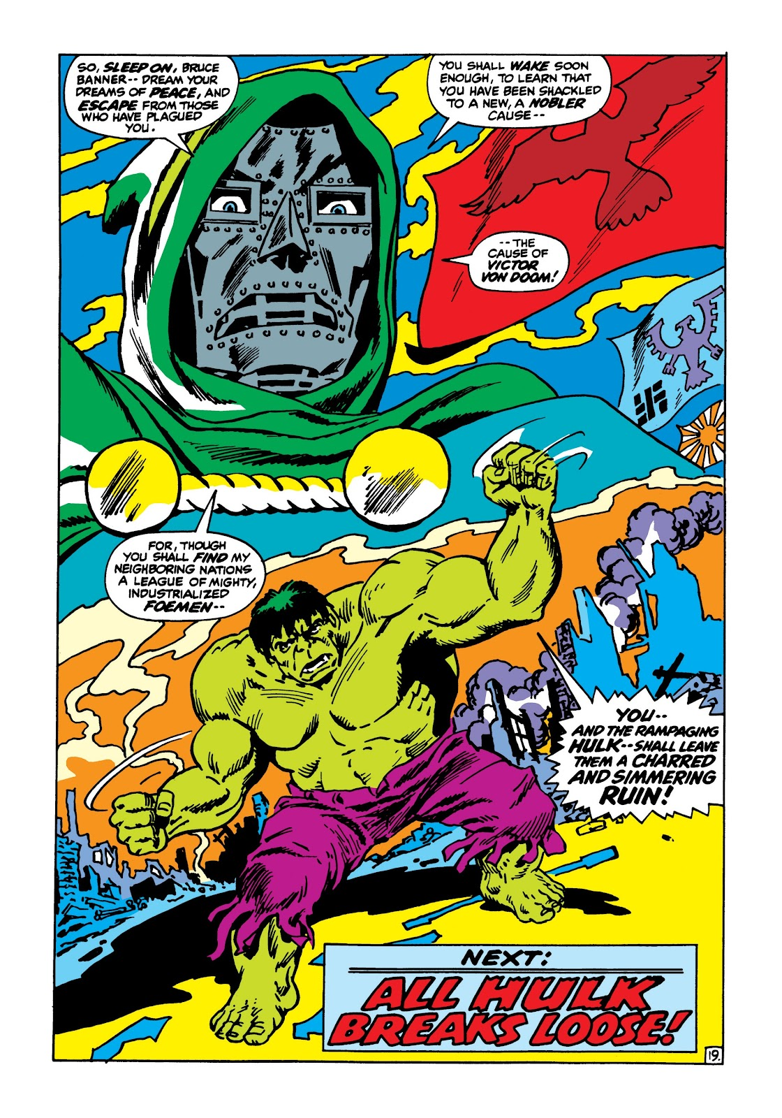 Read online Marvel Masterworks: The Incredible Hulk comic -  Issue # TPB 7 (Part 3) - 6