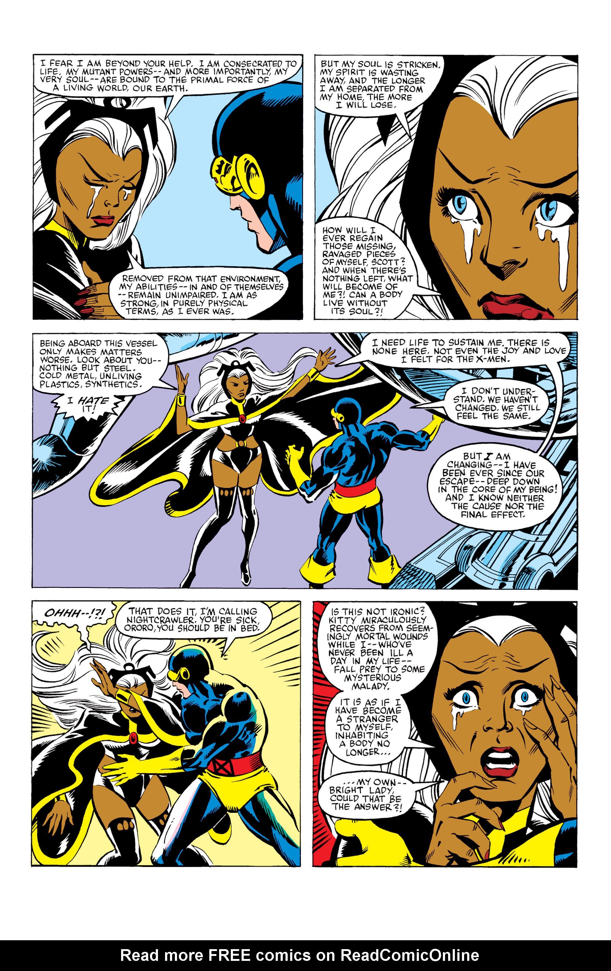 Read online Uncanny X-Men (1963) comic -  Issue #164 - 20