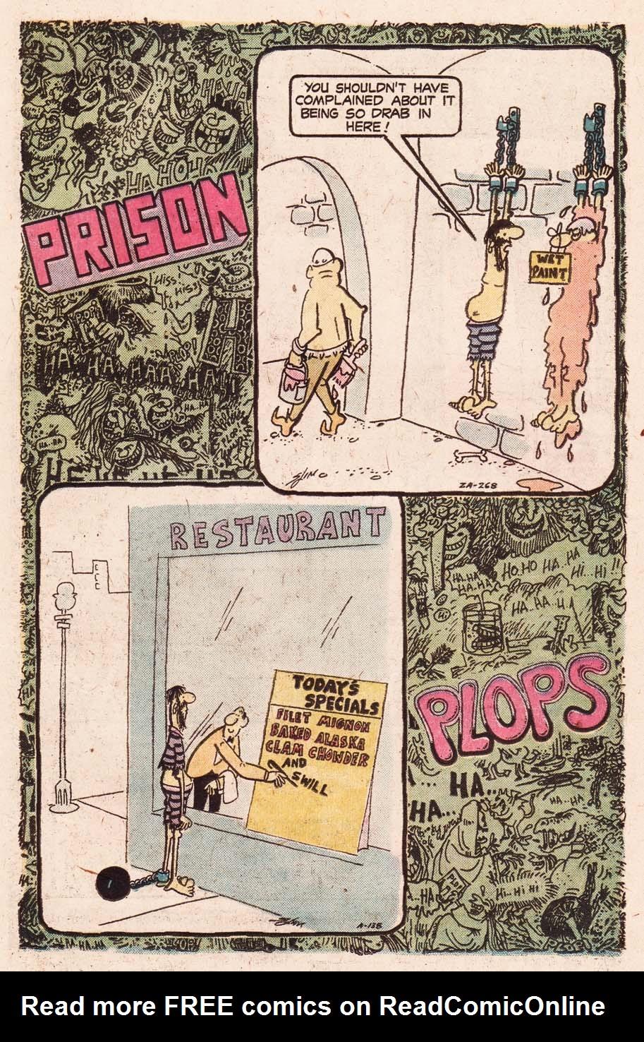 Read online Plop! comic -  Issue #17 - 11
