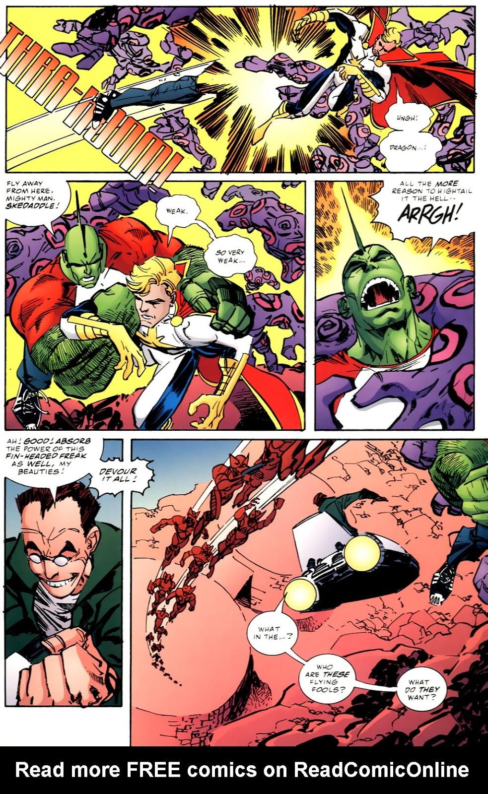 The Savage Dragon (1993) Issue #98 #101 - English 16