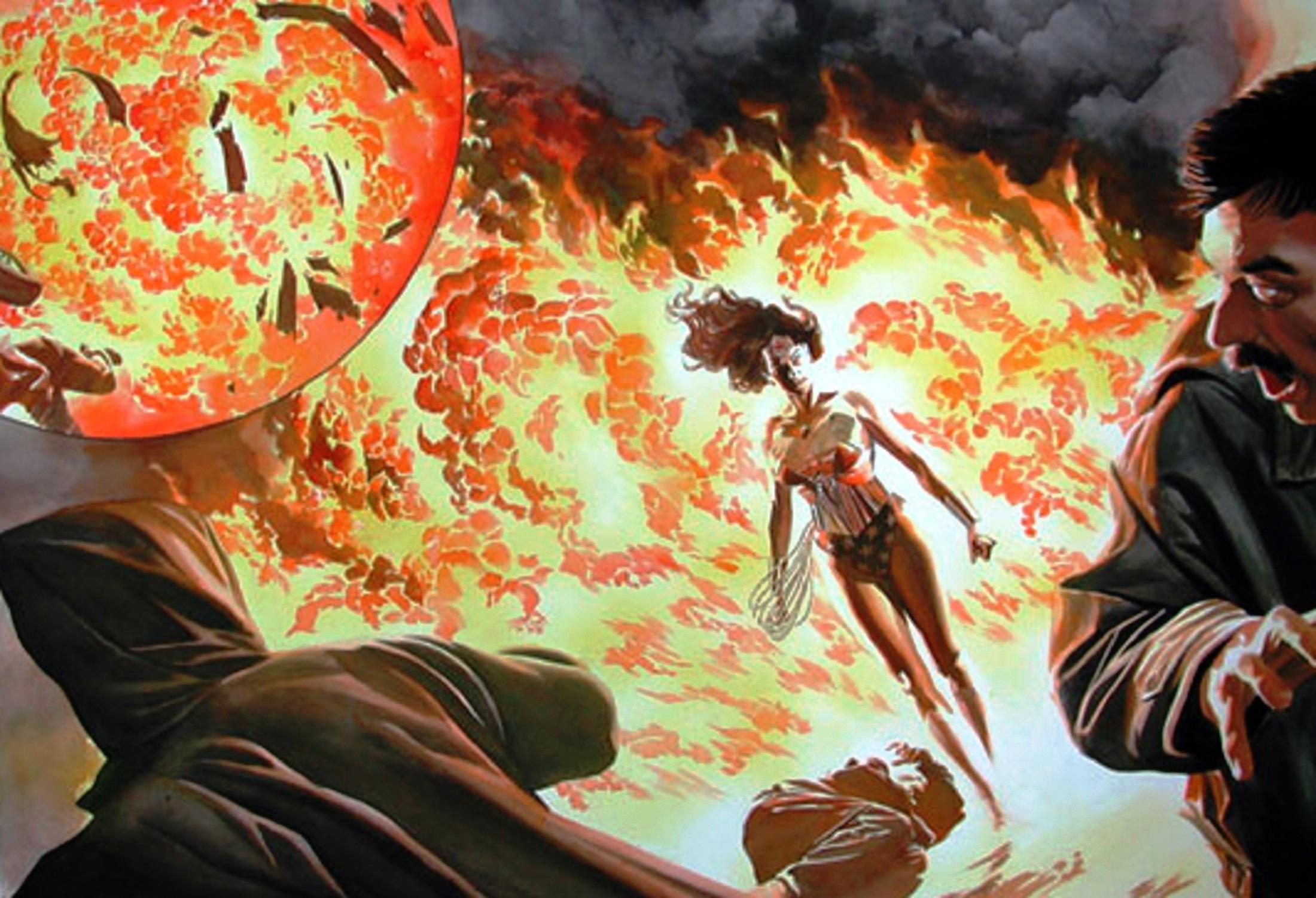 Read online Wonder Woman: Spirit of Truth comic -  Issue # Full - 66