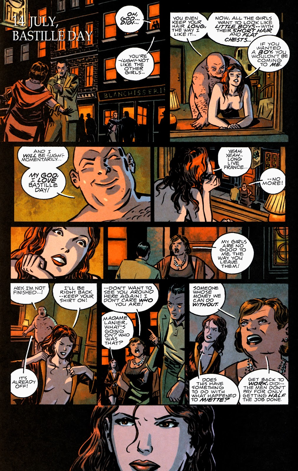 Read online Beware The Creeper (2003) comic -  Issue #2 - 13