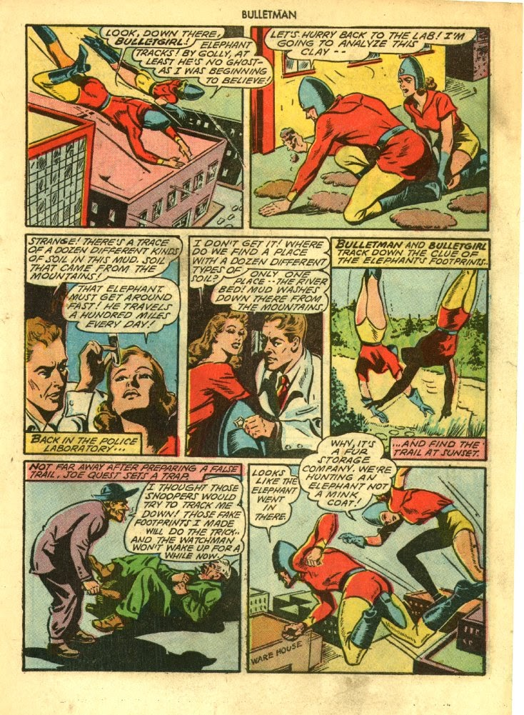 Bulletman issue 16 - Page 18