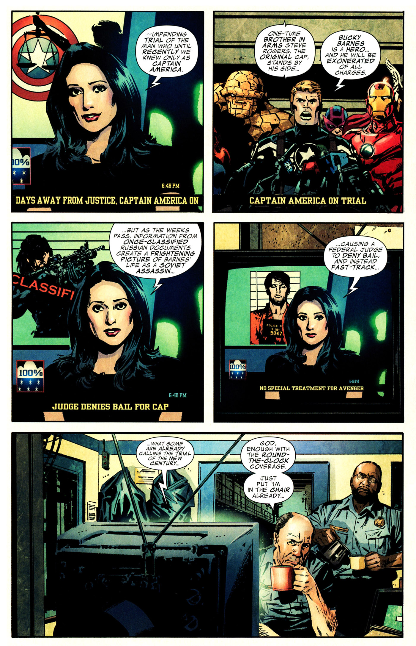 Captain America (1968) 612 Page 2