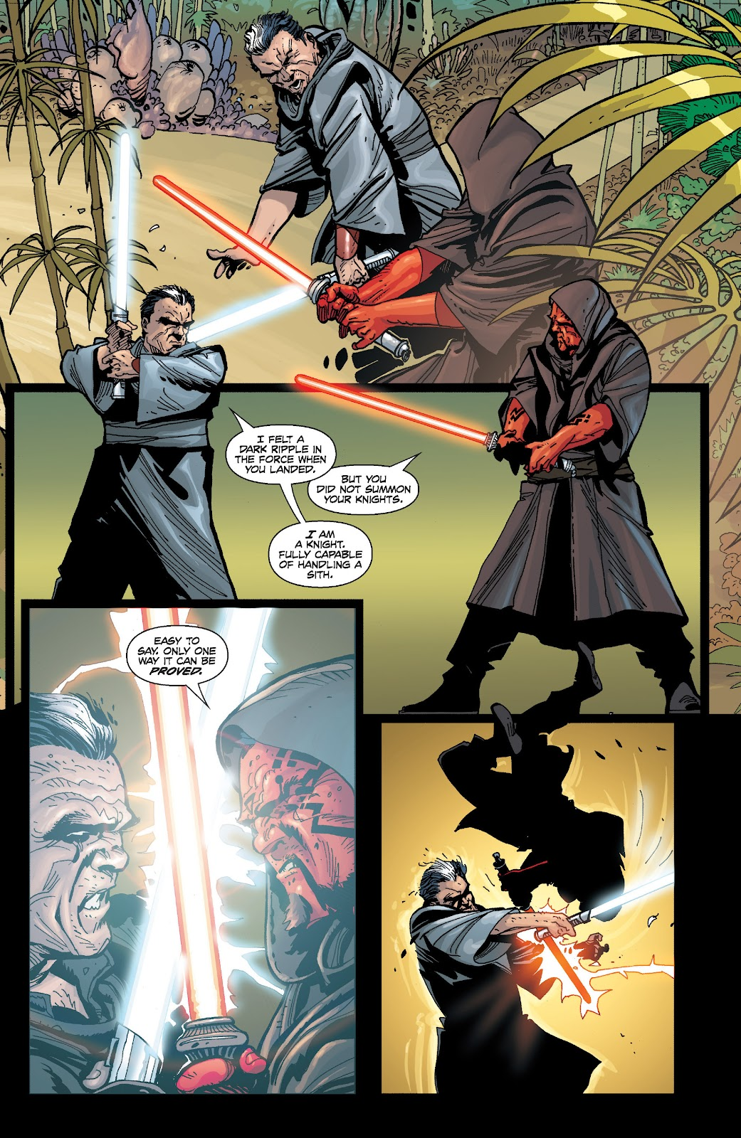 Read online Star Wars Legends: Legacy - Epic Collection comic -  Issue # TPB 1 (Part 3) - 63