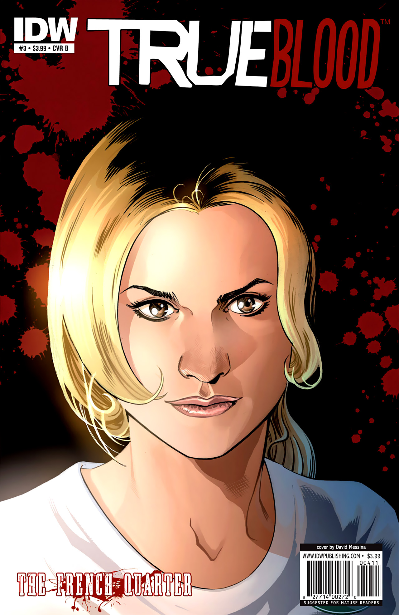 Read online True Blood: French Quarter comic -  Issue #4 - 2