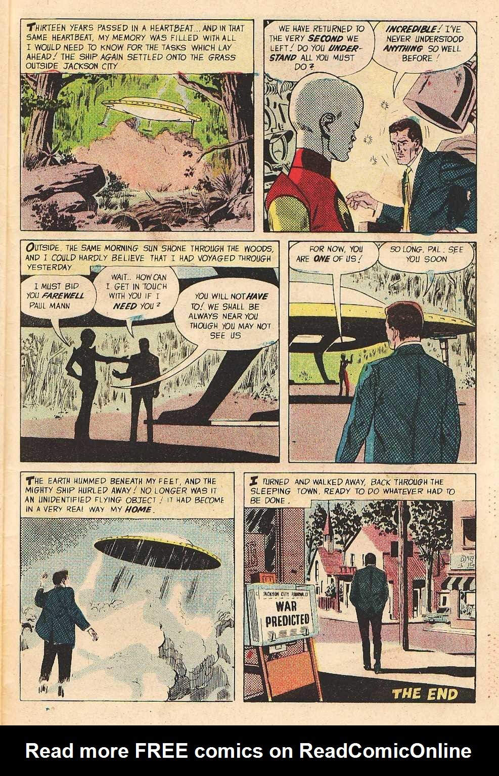 Space Adventures (1968) issue 1 - Page 33